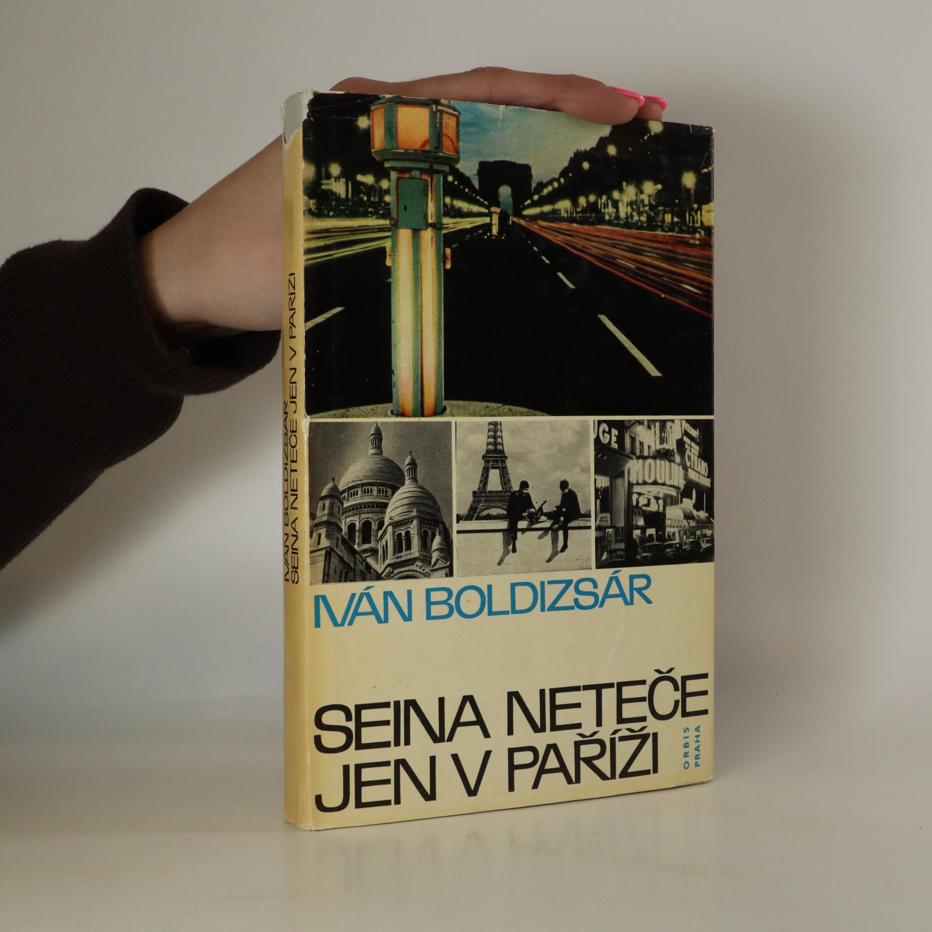 antikvární kniha Seina neteče jen v Paříži, 1967