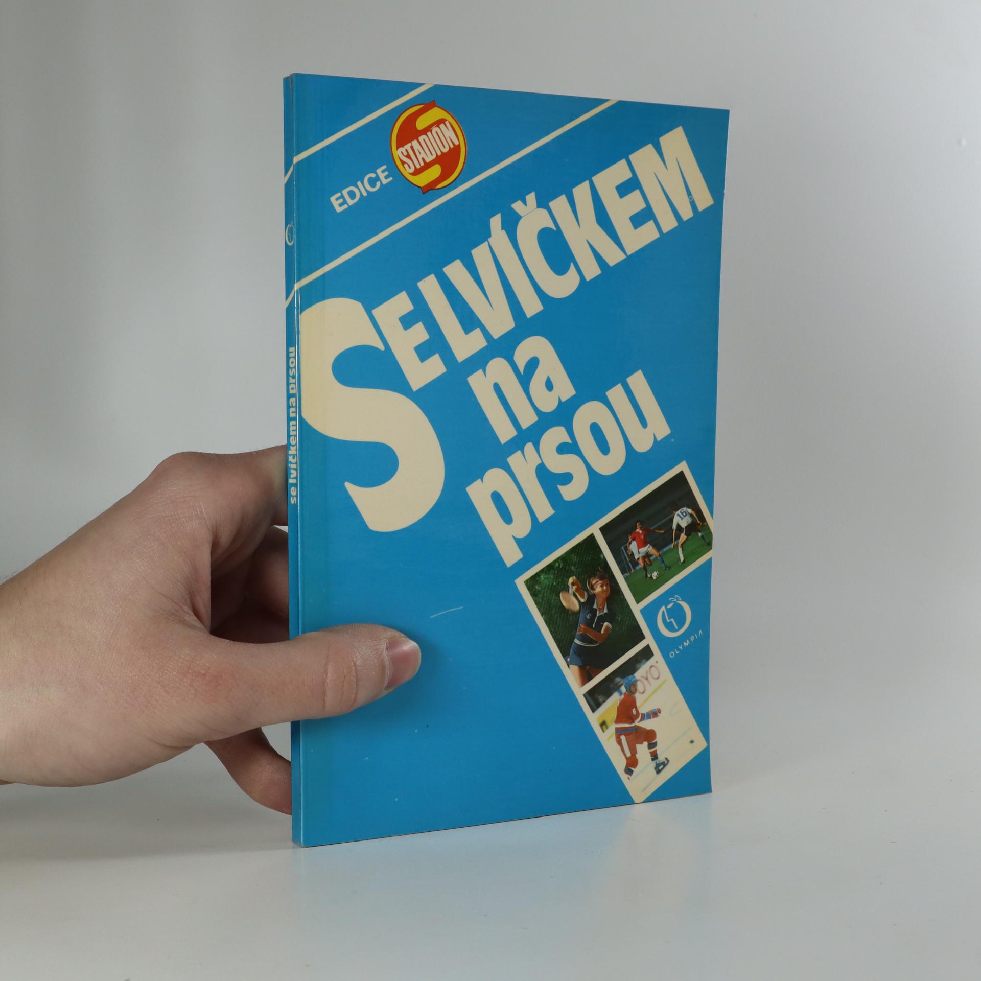 antikvární kniha Se lvíčkem na prsou, 1982