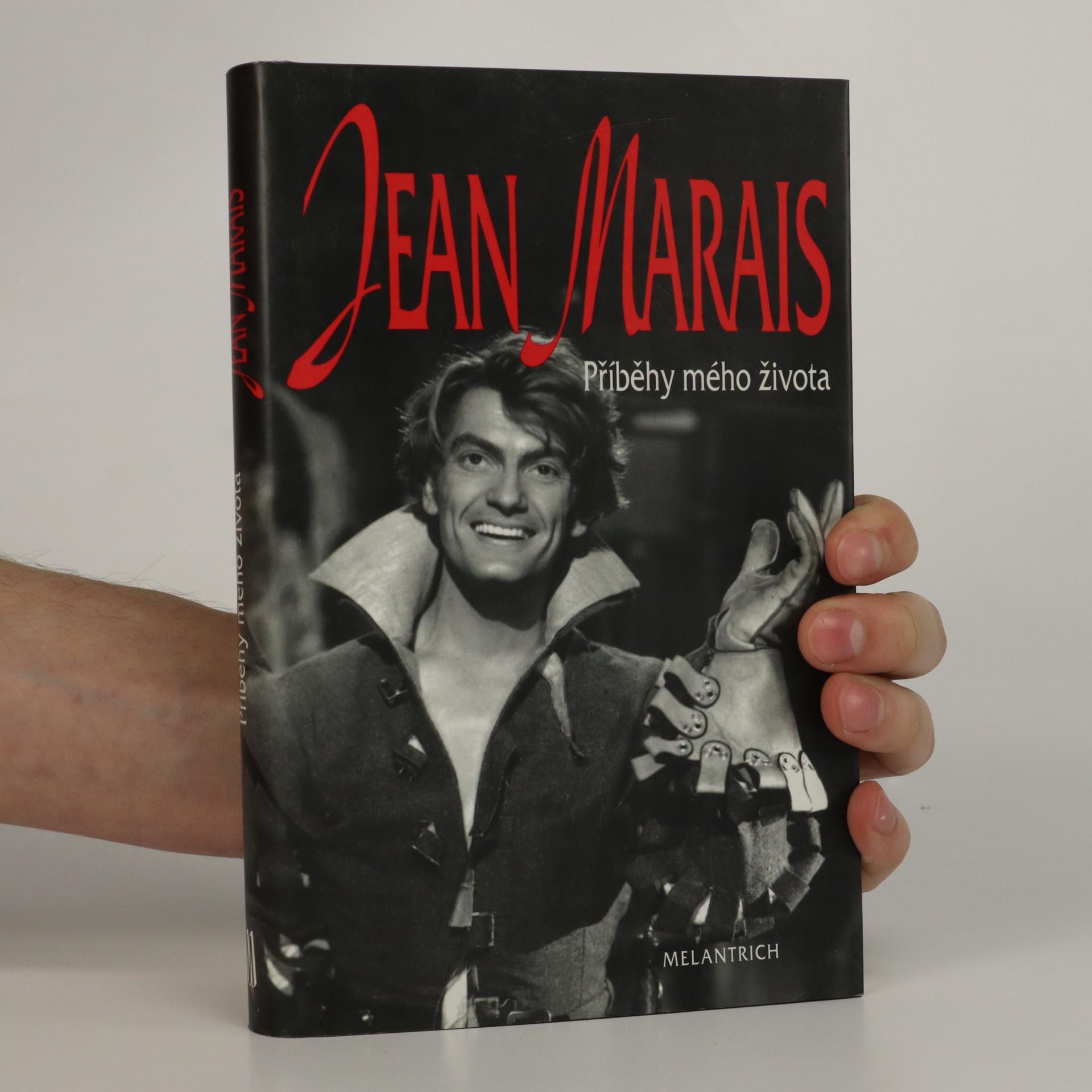 antikvární kniha Jean Marais. Příběhy mého života, 1997