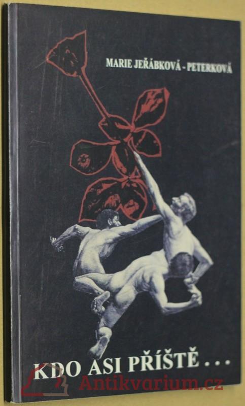antikvární kniha Kdo asi příště..., 1995