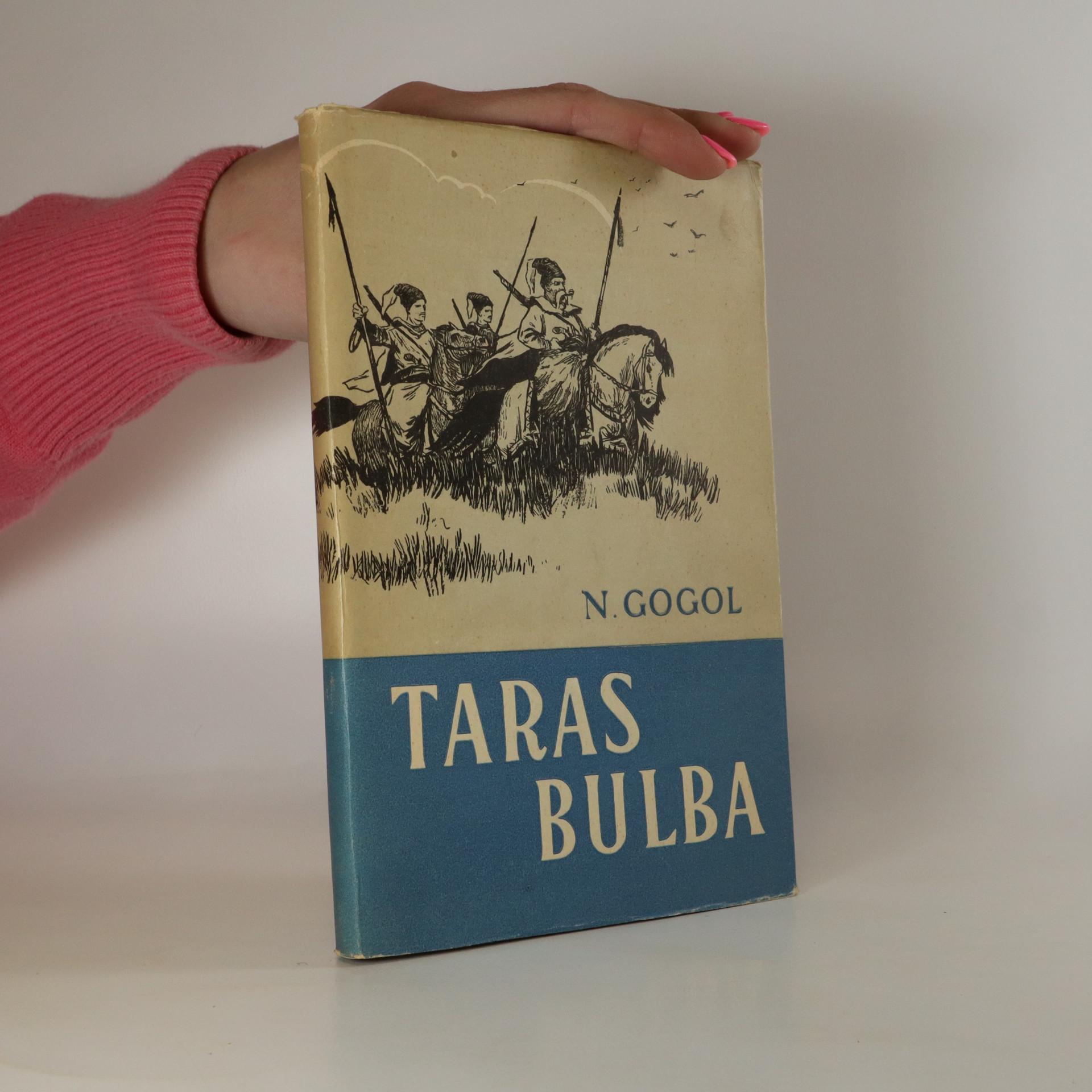 antikvární kniha Taras Bulba, neuveden