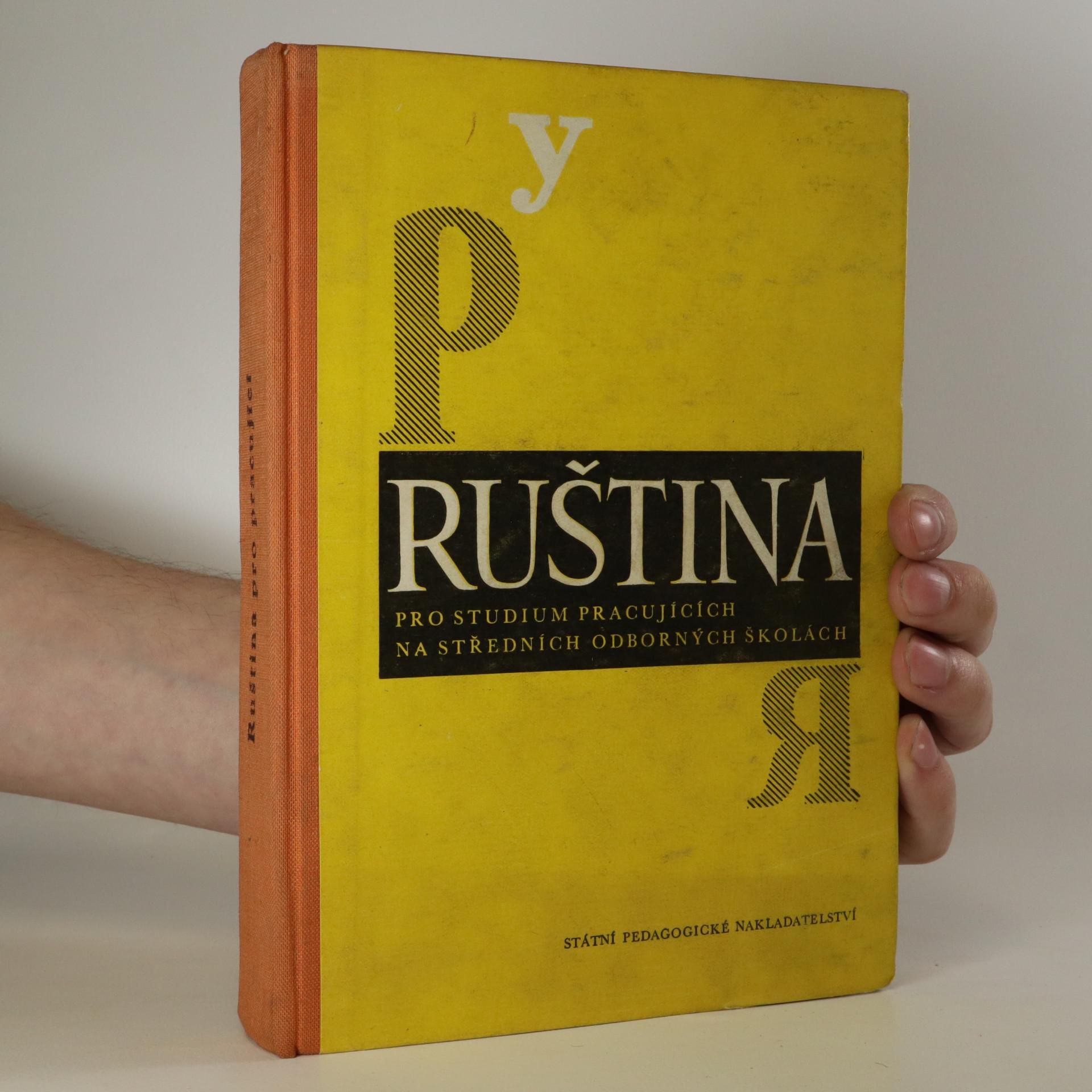 antikvární kniha Ruština, 1965