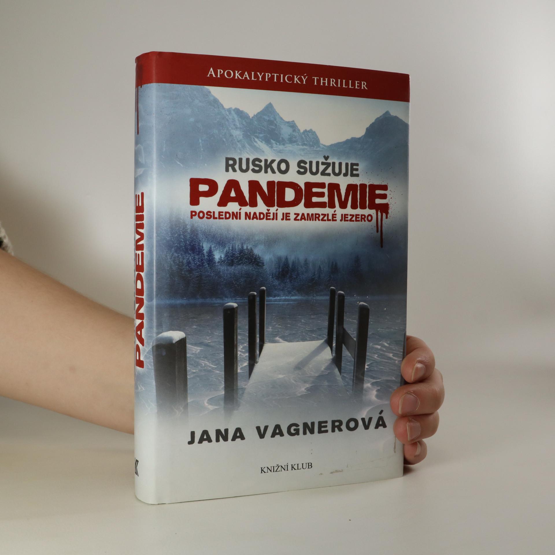 antikvární kniha Rusko sužuje pandemie. Poslední nadějí je zamrzlé jezero, 2013