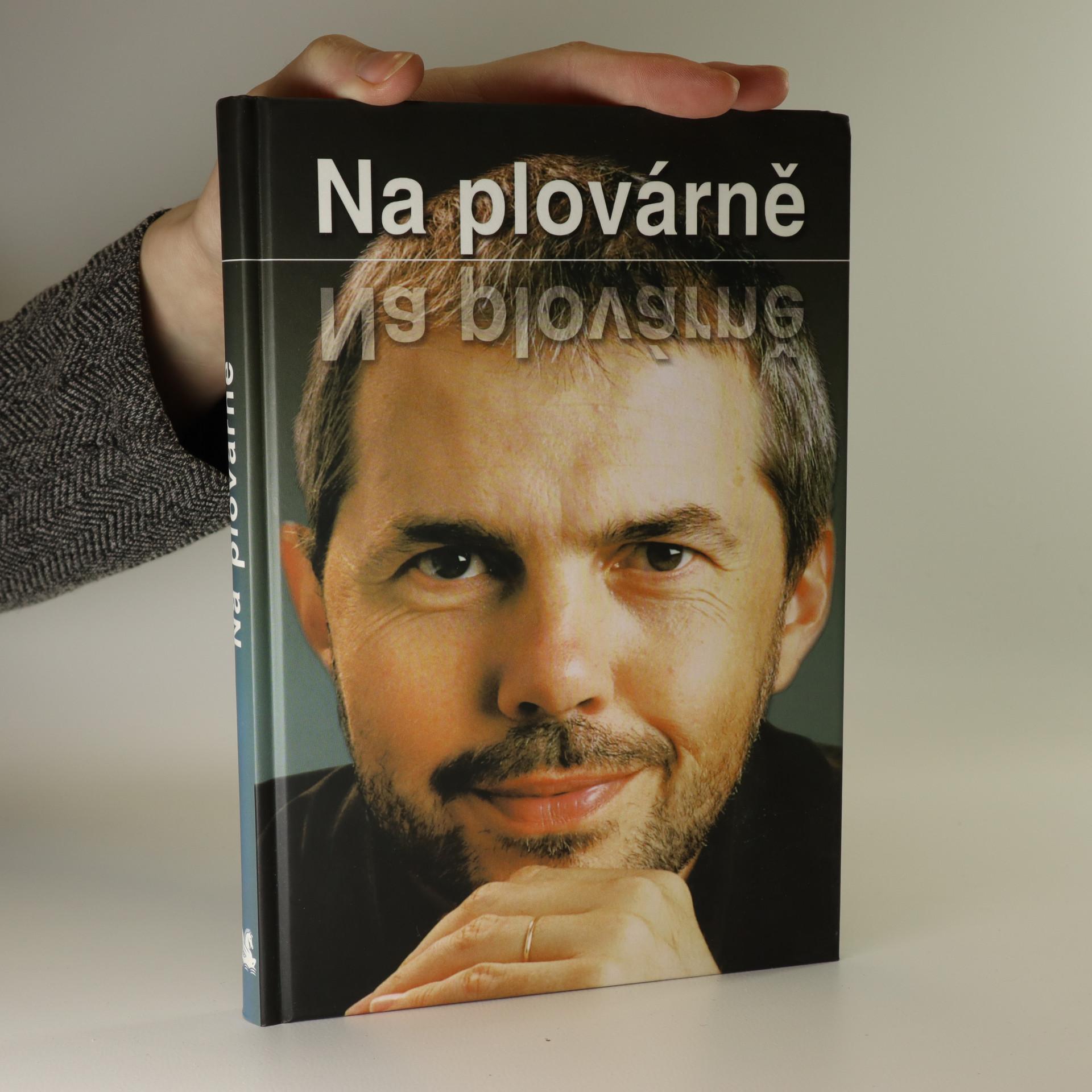 antikvární kniha Na plovárně. Z televizních rozhovorů Marka Ebena, 2004
