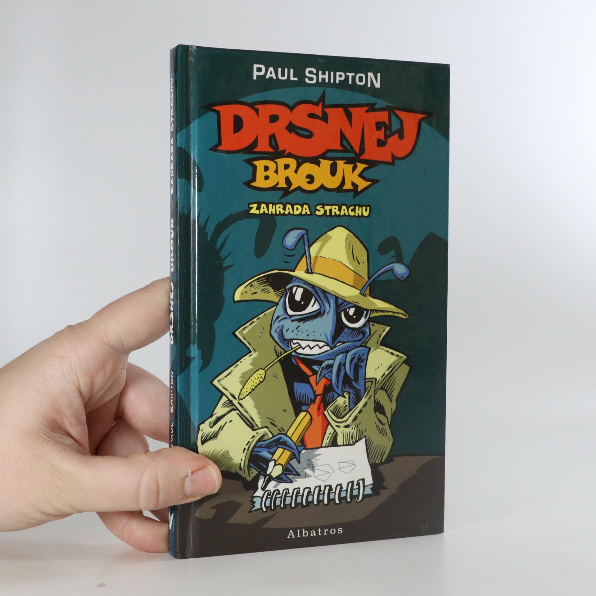 antikvární kniha Drsnej brouk, 2003