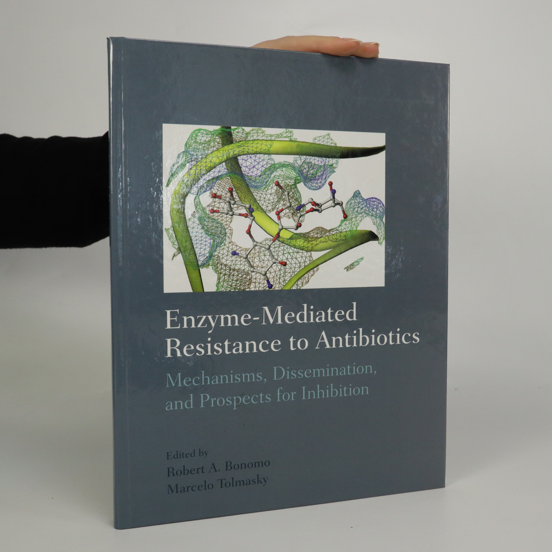 antikvární kniha Enzyme-mediated resistance to antibiotics. Mechanisms, dissemination, and prospects for inhibition, 2007
