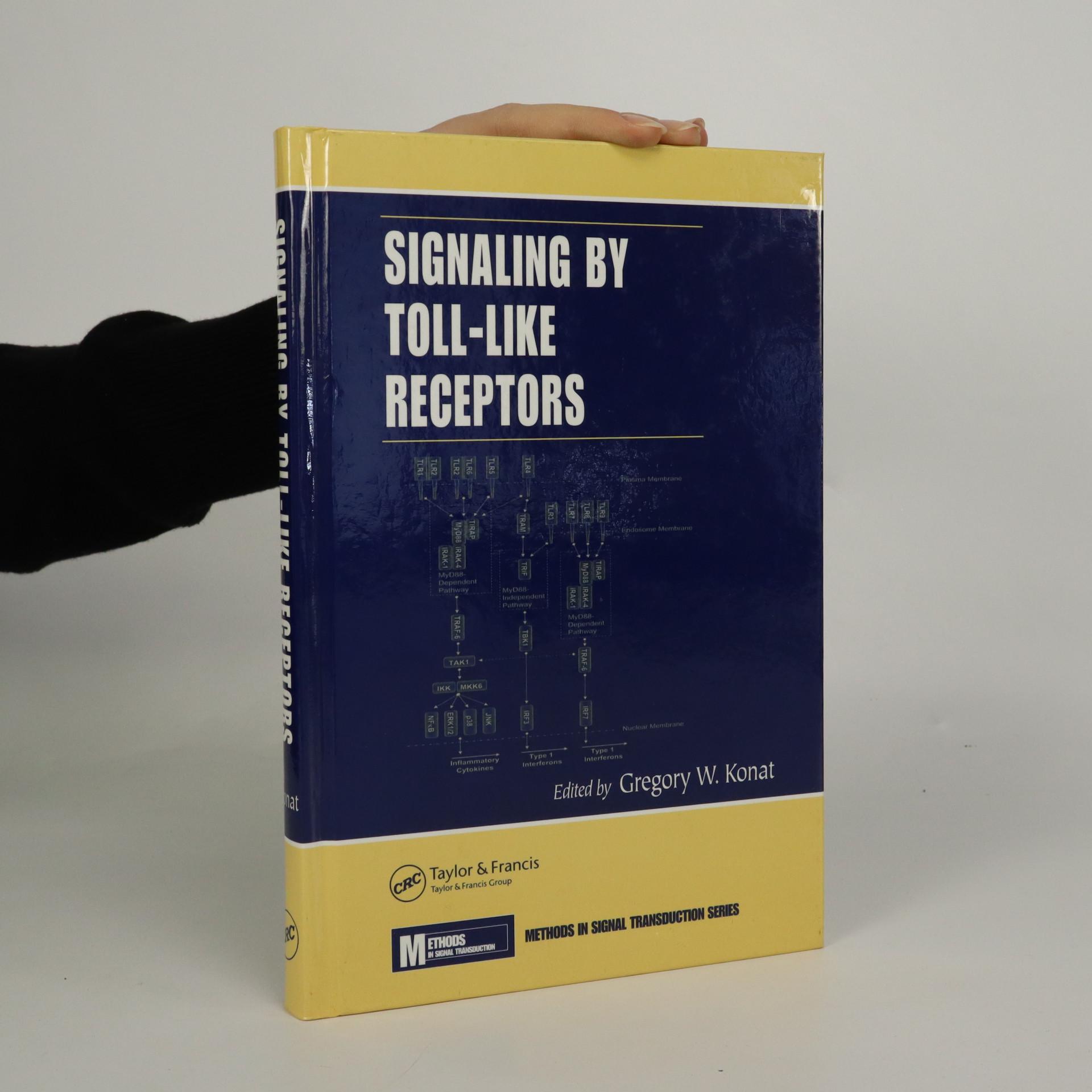 antikvární kniha Signaling by Toll-Like Receptors, neuveden