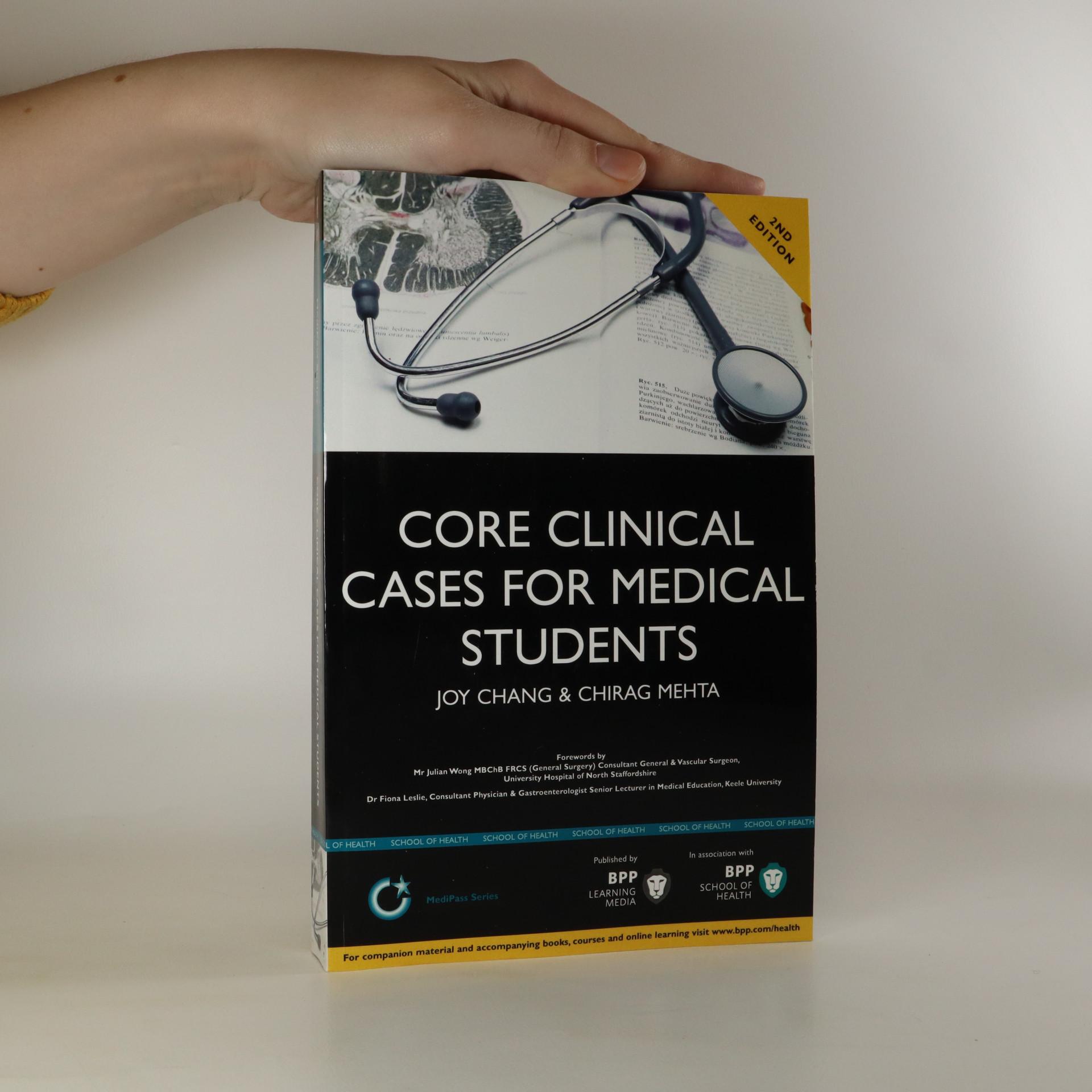 antikvární kniha Core Clinical Cases for Medical Students, neuveden