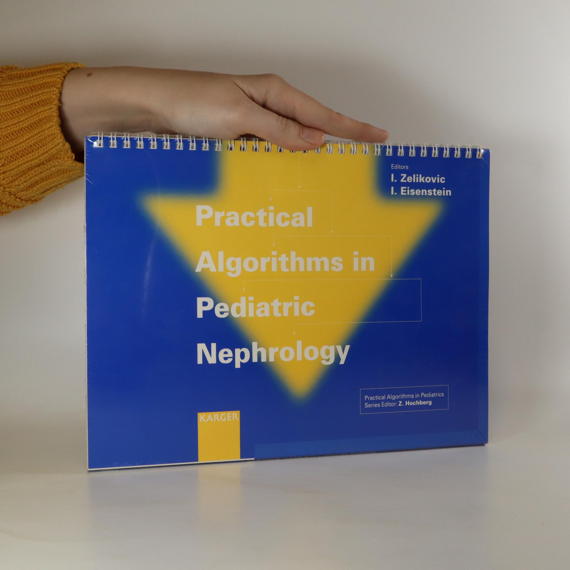 antikvární kniha Practical Algorithms in Pediatric Nephrology, neuveden