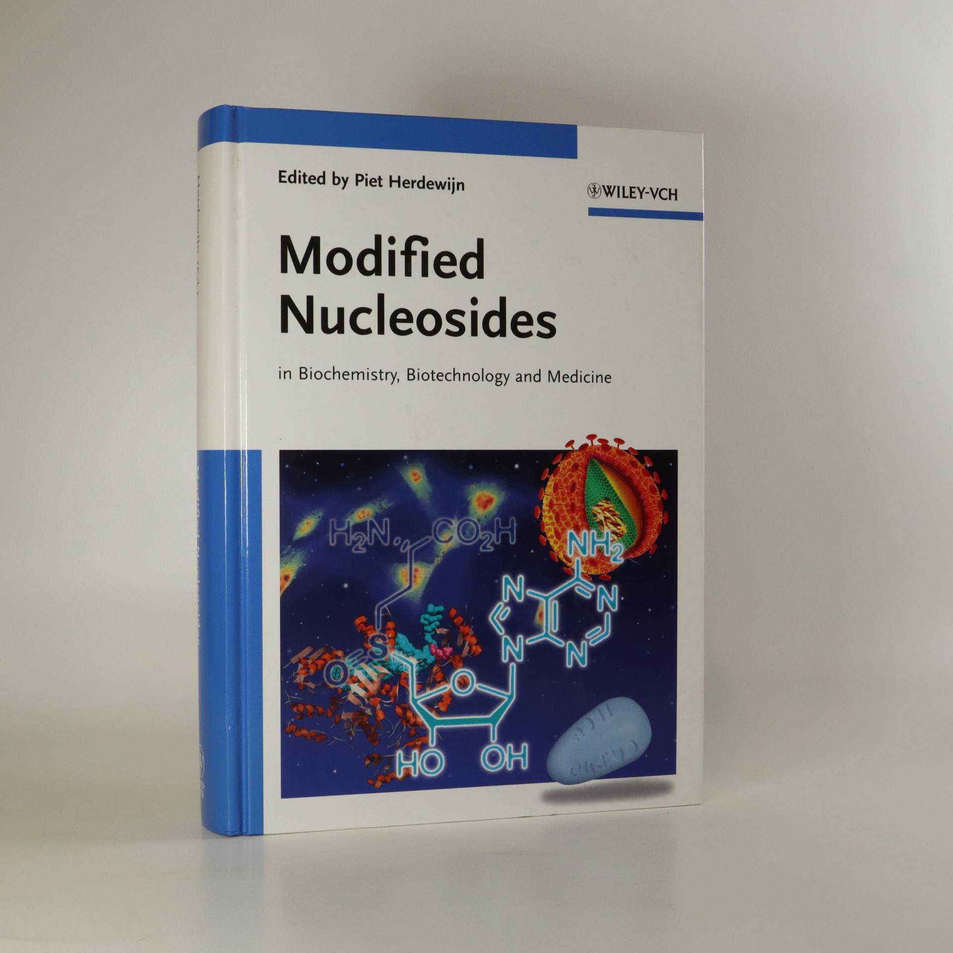 antikvární kniha Modified Nucleosides, neuveden