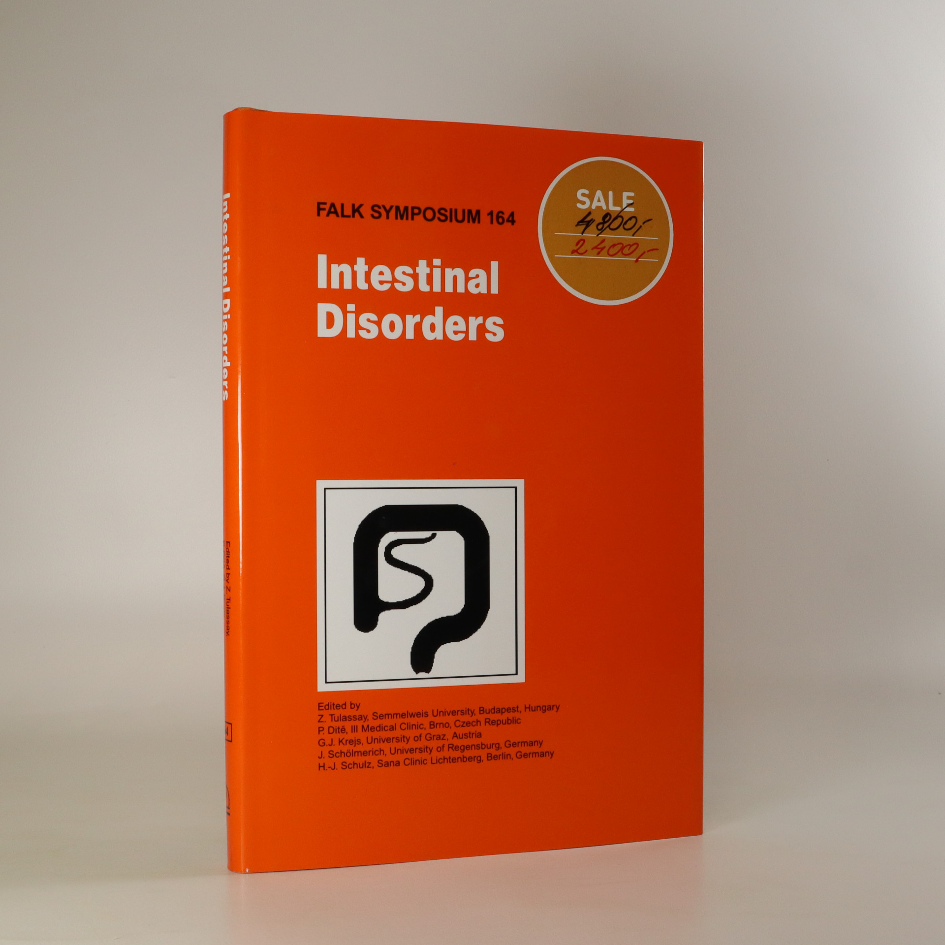 antikvární kniha Intestinal Disorders, neuveden
