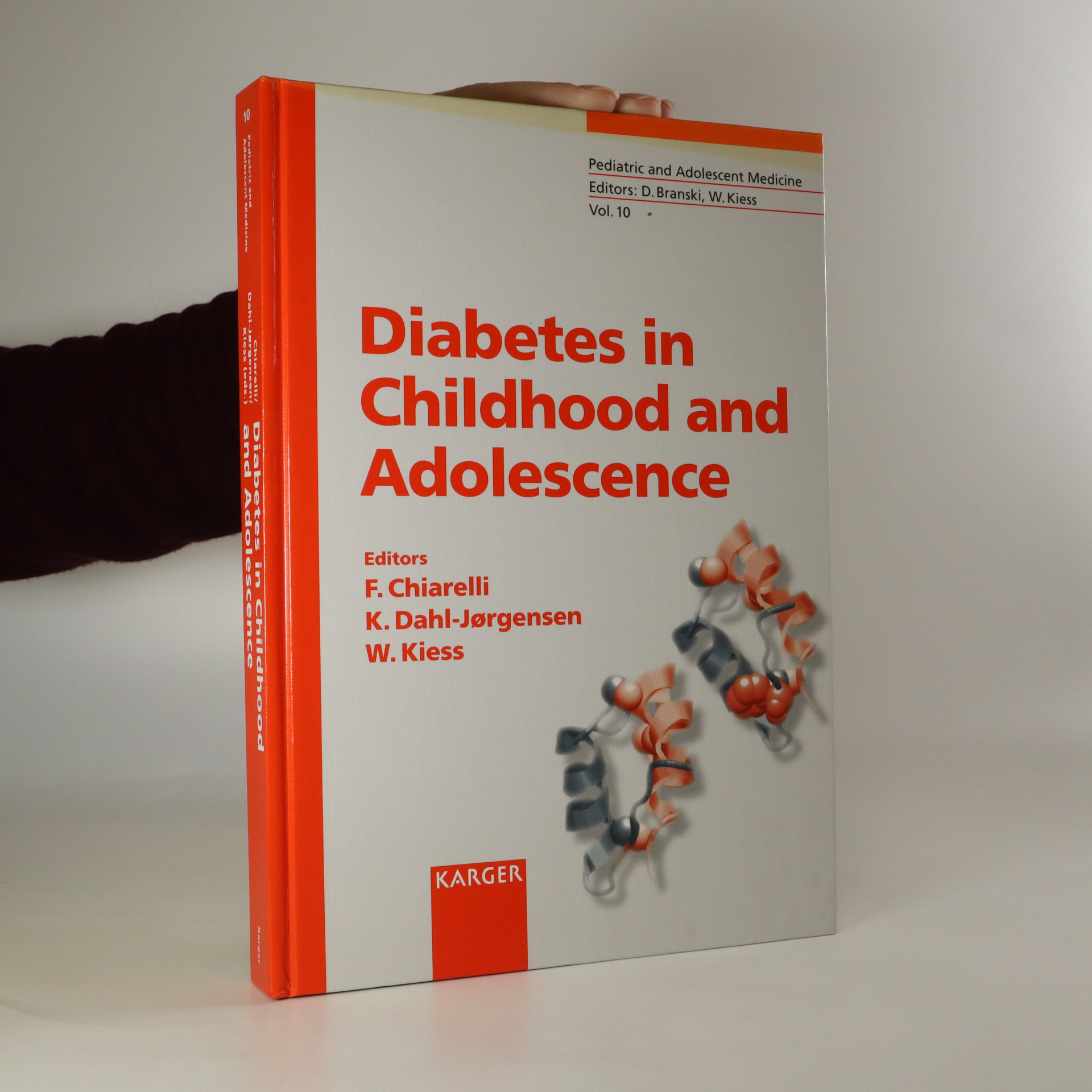 antikvární kniha Diabetes in Childhood and Adolescence, neuveden