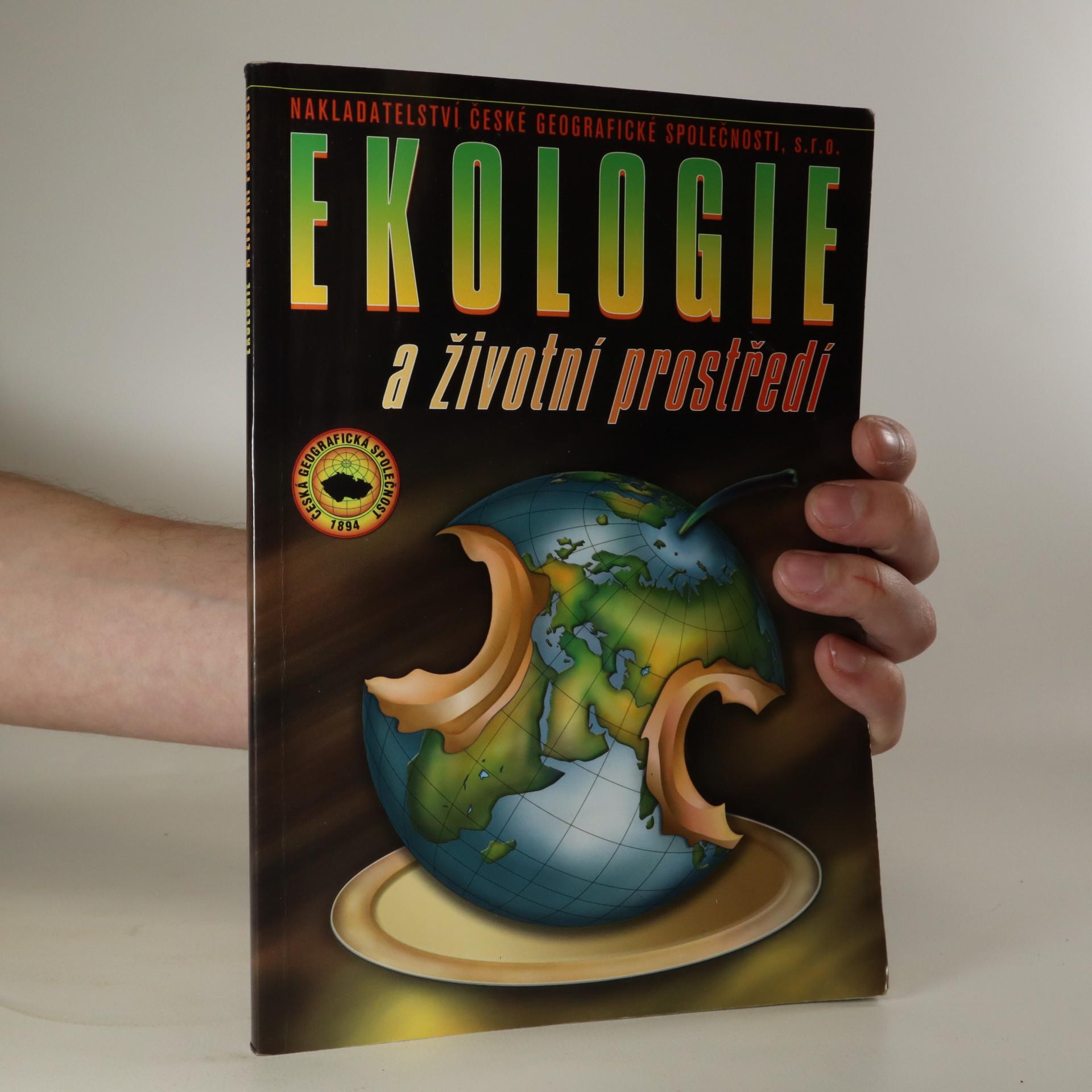 antikvární kniha Ekologie a životní prostředí. Učebnice pro střední a odborné školy a učiliště, 2005