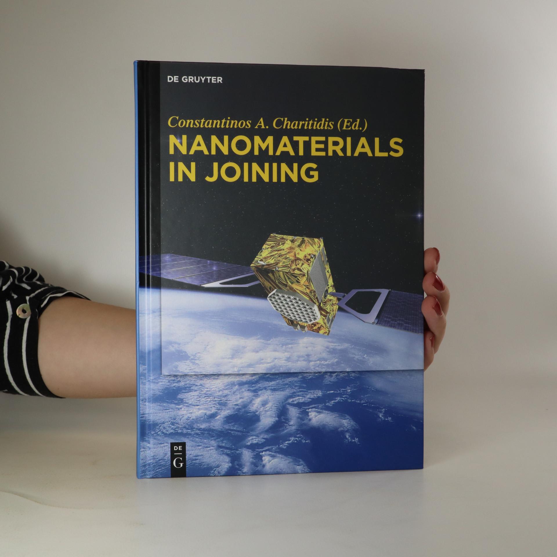 antikvární kniha Nanomaterials in joining, 2016