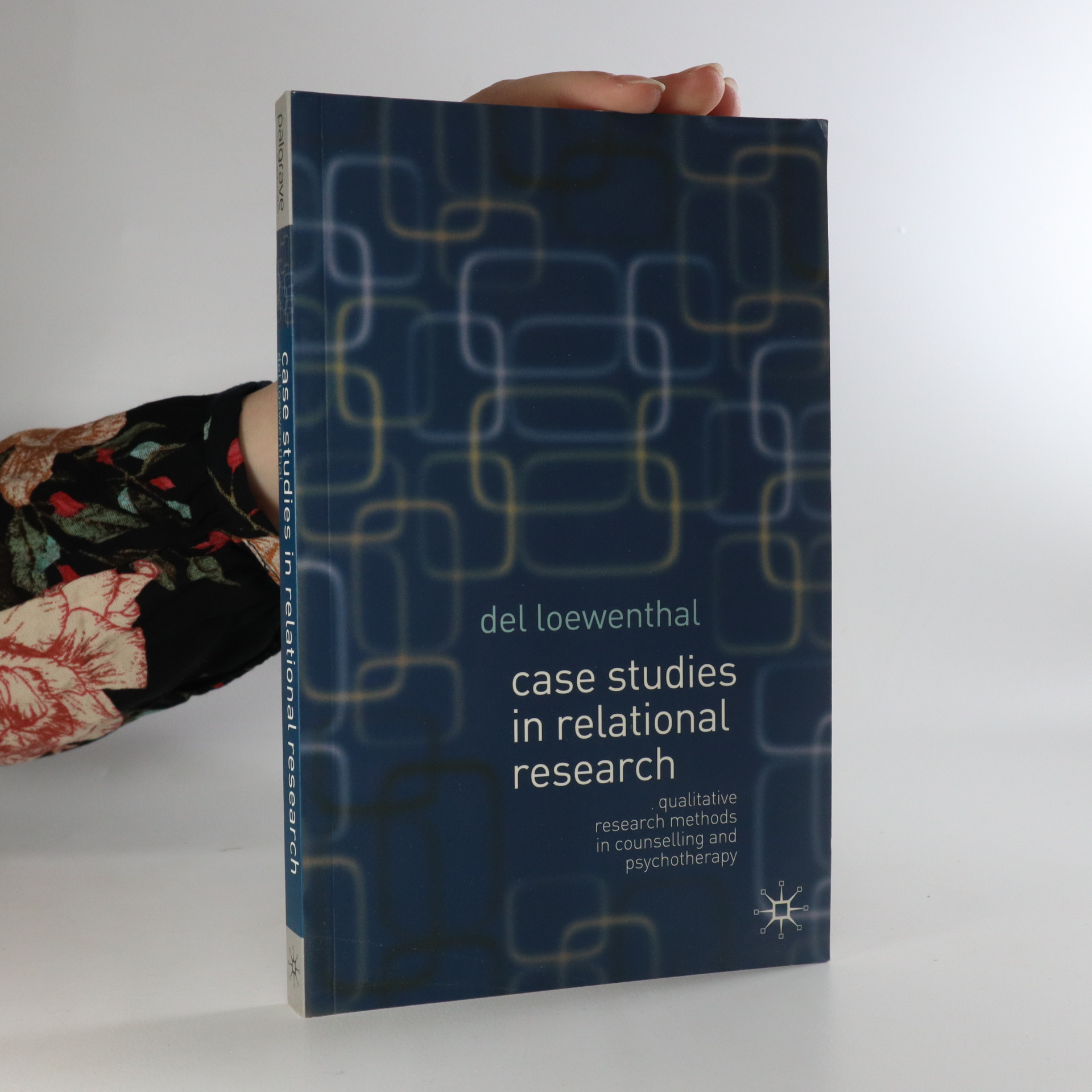 antikvární kniha Case Studies in Relational Research, 2007