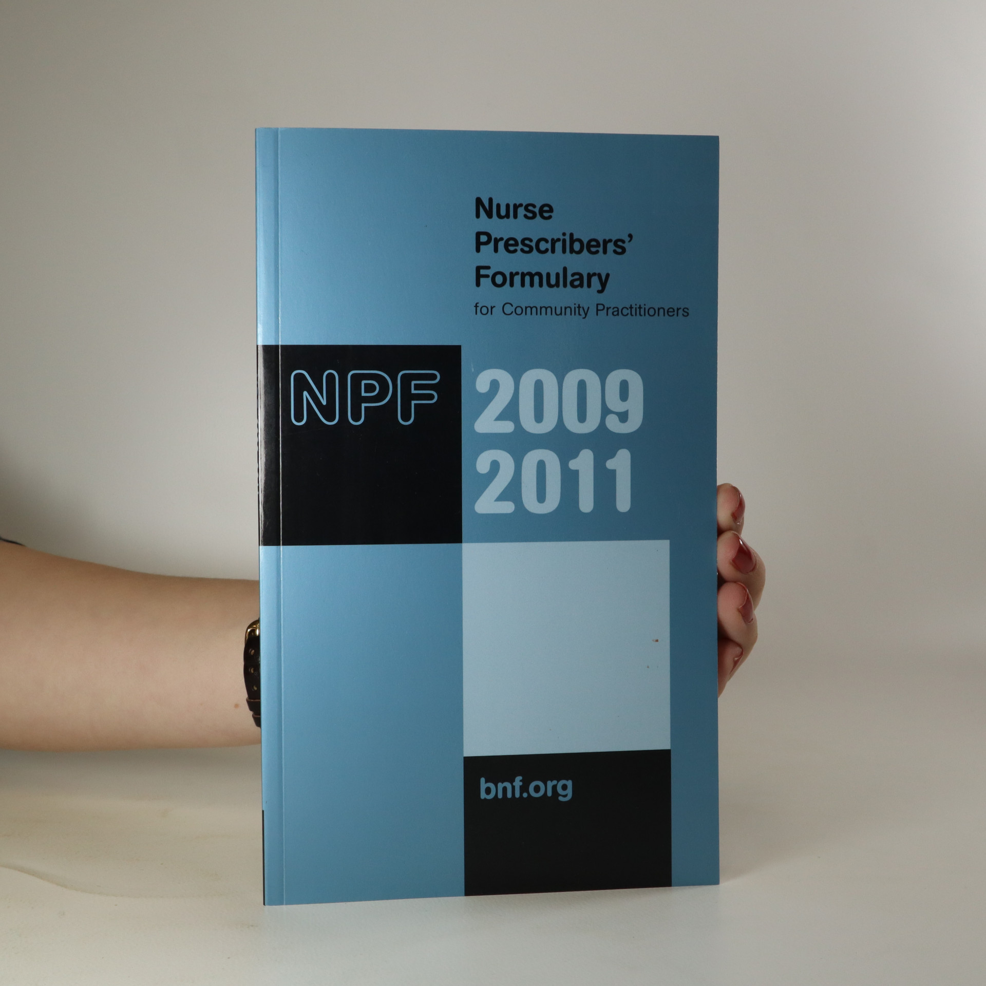 antikvární kniha Nurse Prescribers' Formulary for Community Practitioners 2009-2011, 2009