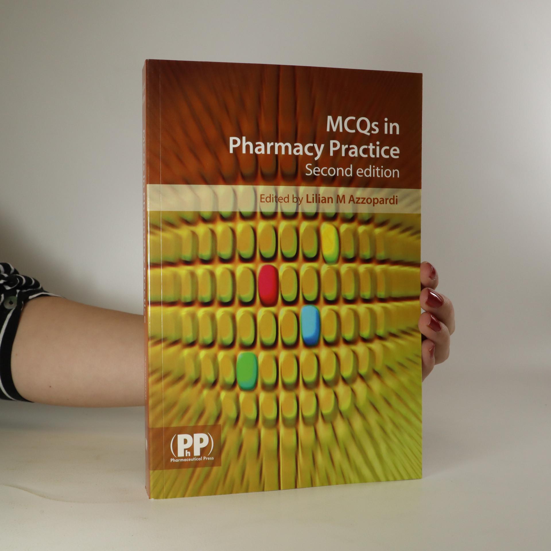 antikvární kniha MCQs in Pharmacy Practice, 2009