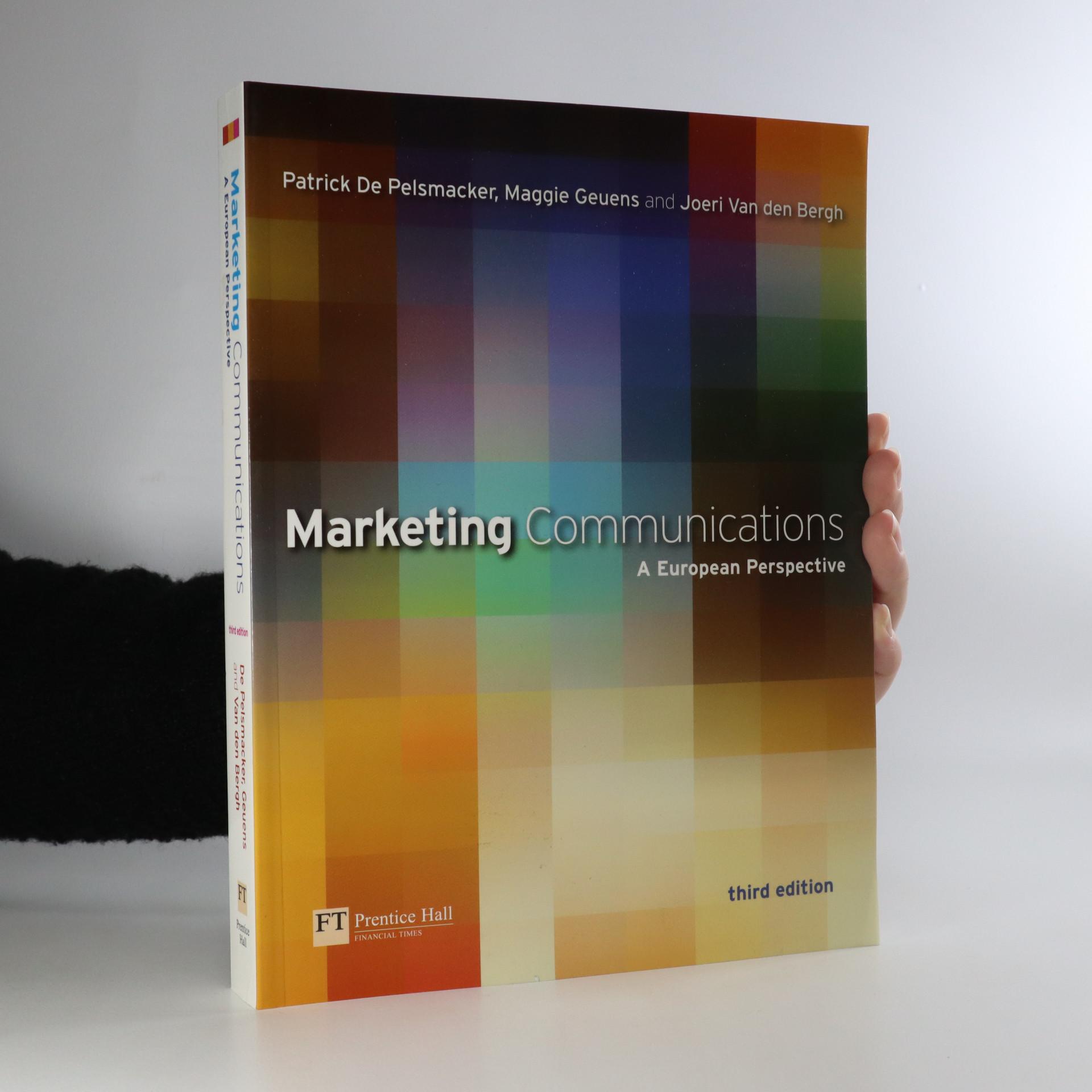 antikvární kniha Marketing Communications, 2007