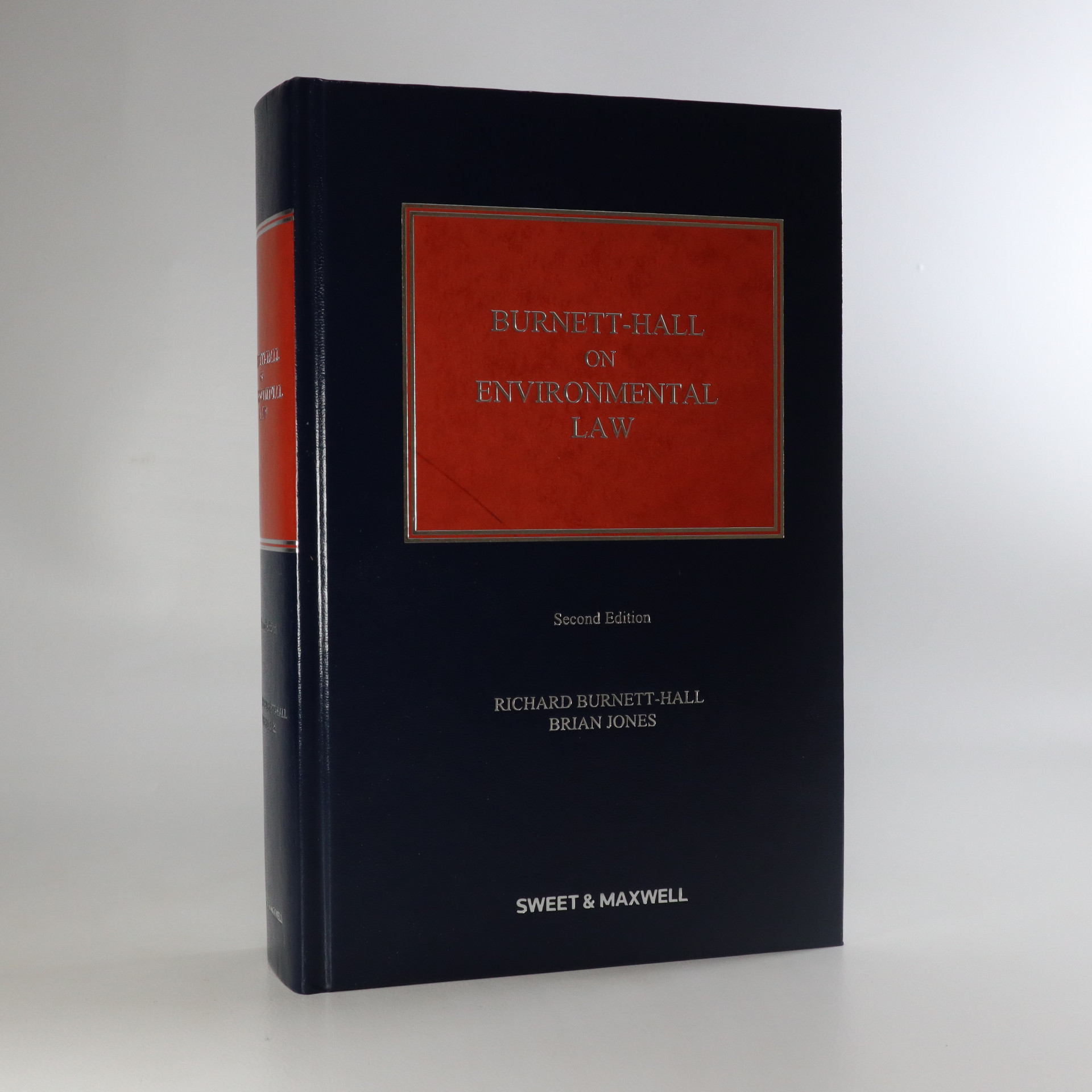 antikvární kniha Burnett-Hall on Environmental Law, 2009