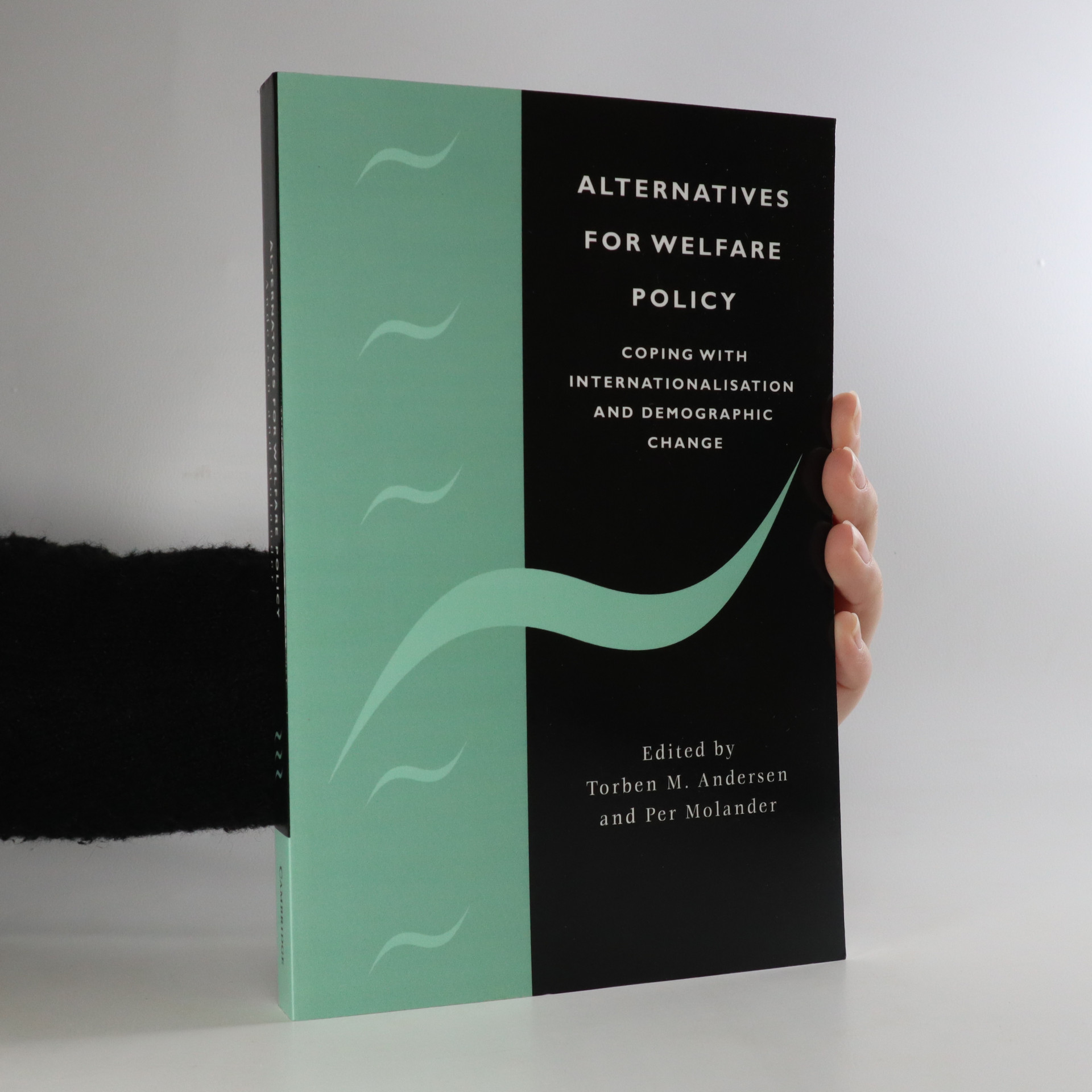 antikvární kniha Alternatives for Welfare Policy, 2003