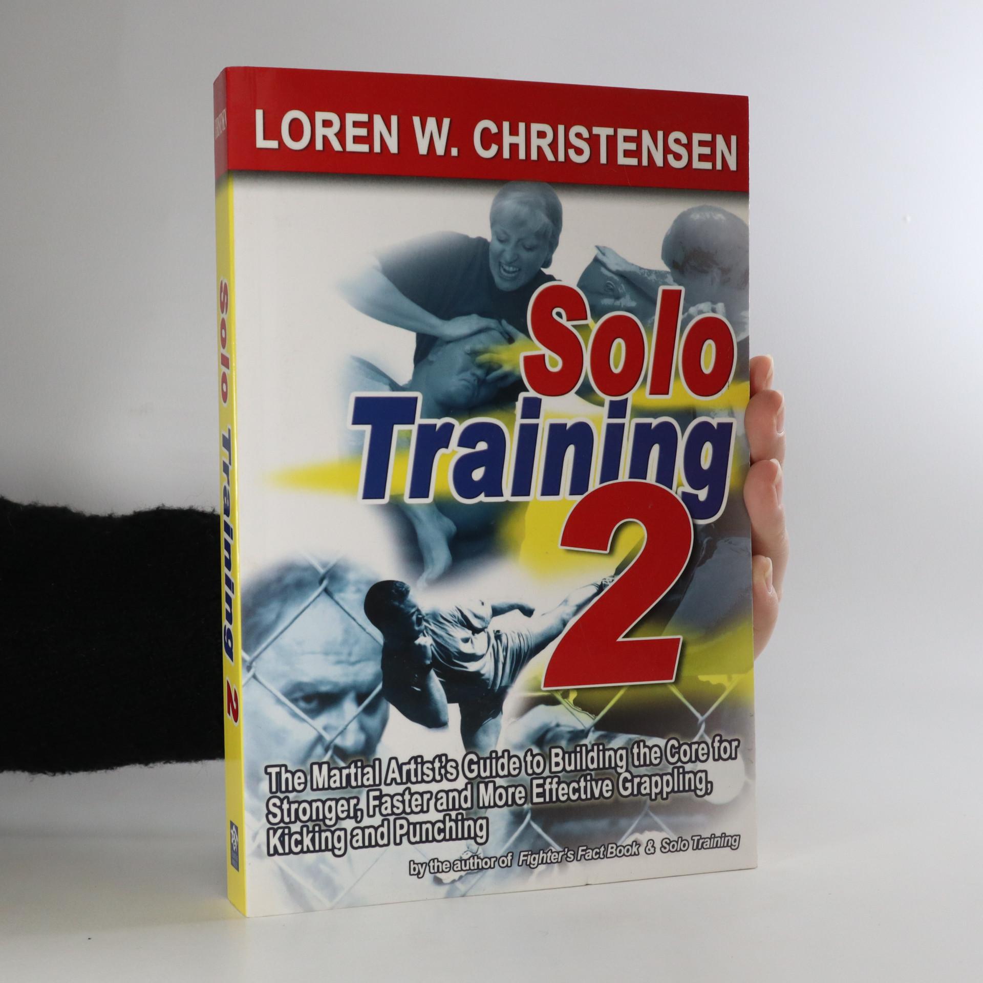 antikvární kniha Solo Training 2, neuveden
