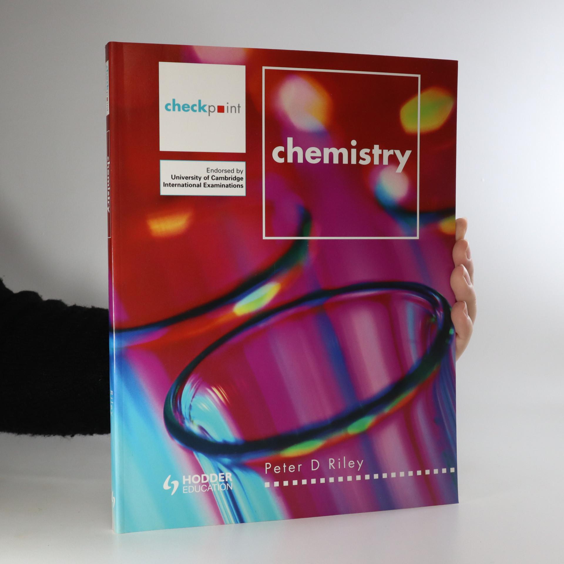 antikvární kniha Checkpoint Chemistry, 2005