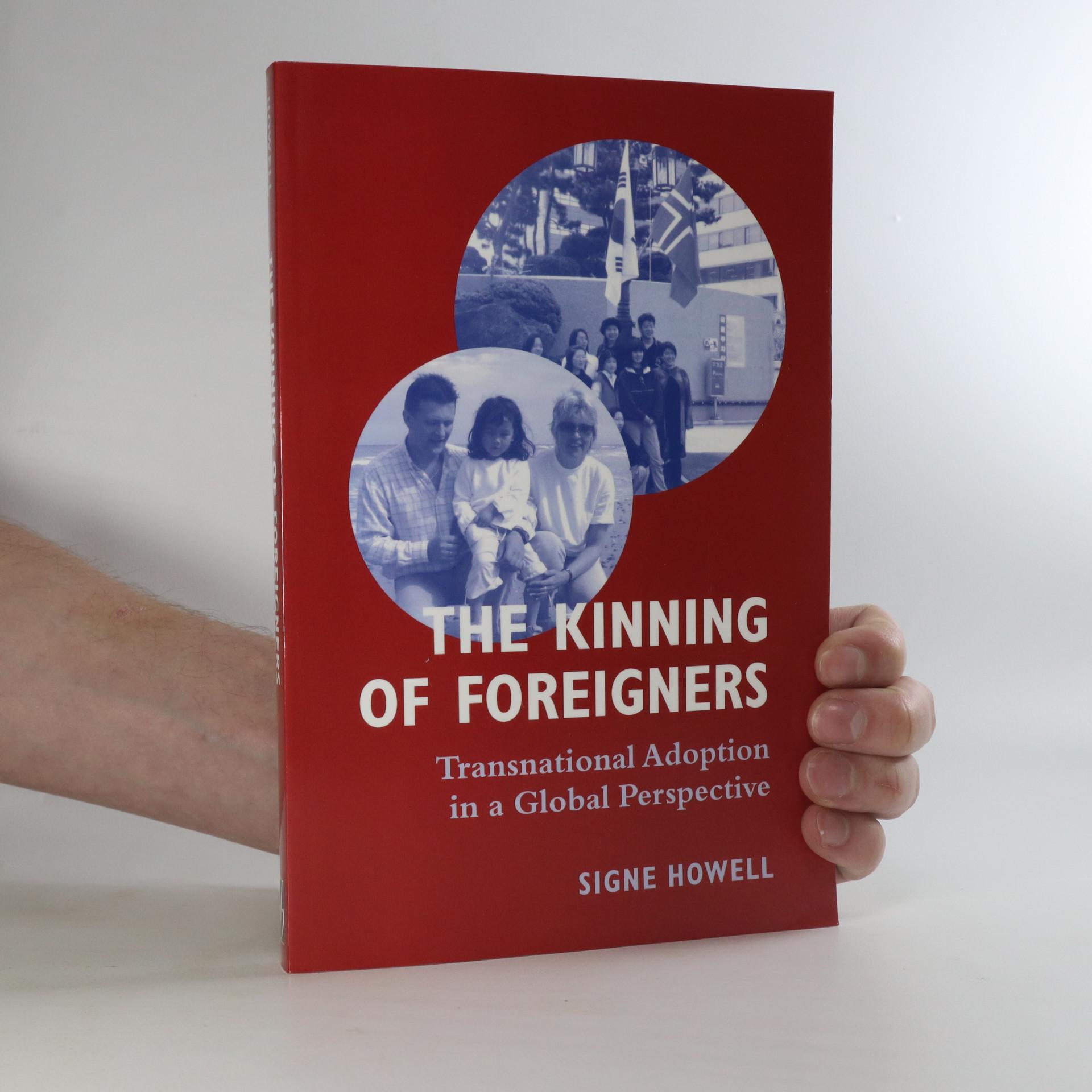 antikvární kniha The Kinning of Foreigners, neuveden
