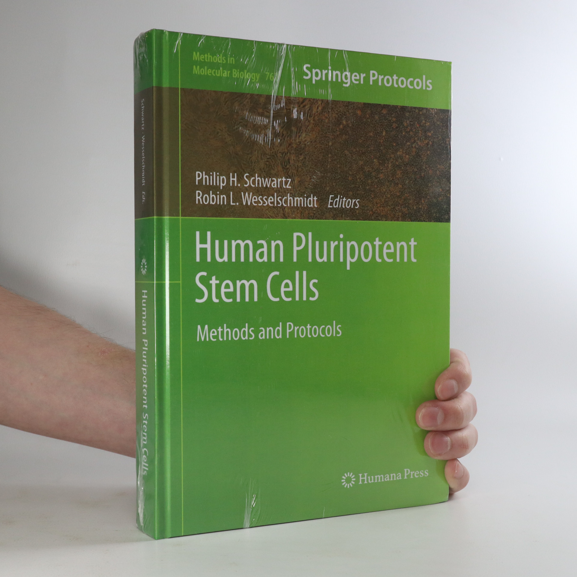 antikvární kniha Human Pluripotent Stem Cells, neuveden