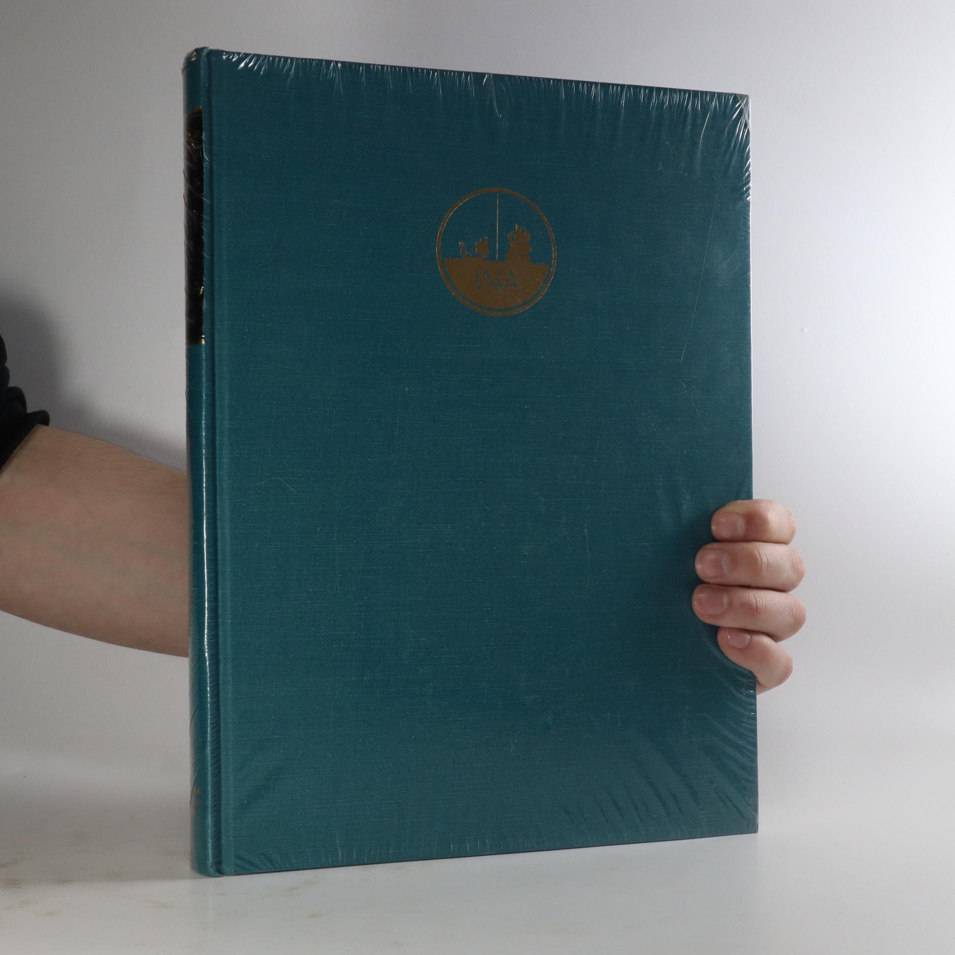 antikvární kniha Yassi Ada. Volume I. A seventh-century Byzantine shipwreck, 1982