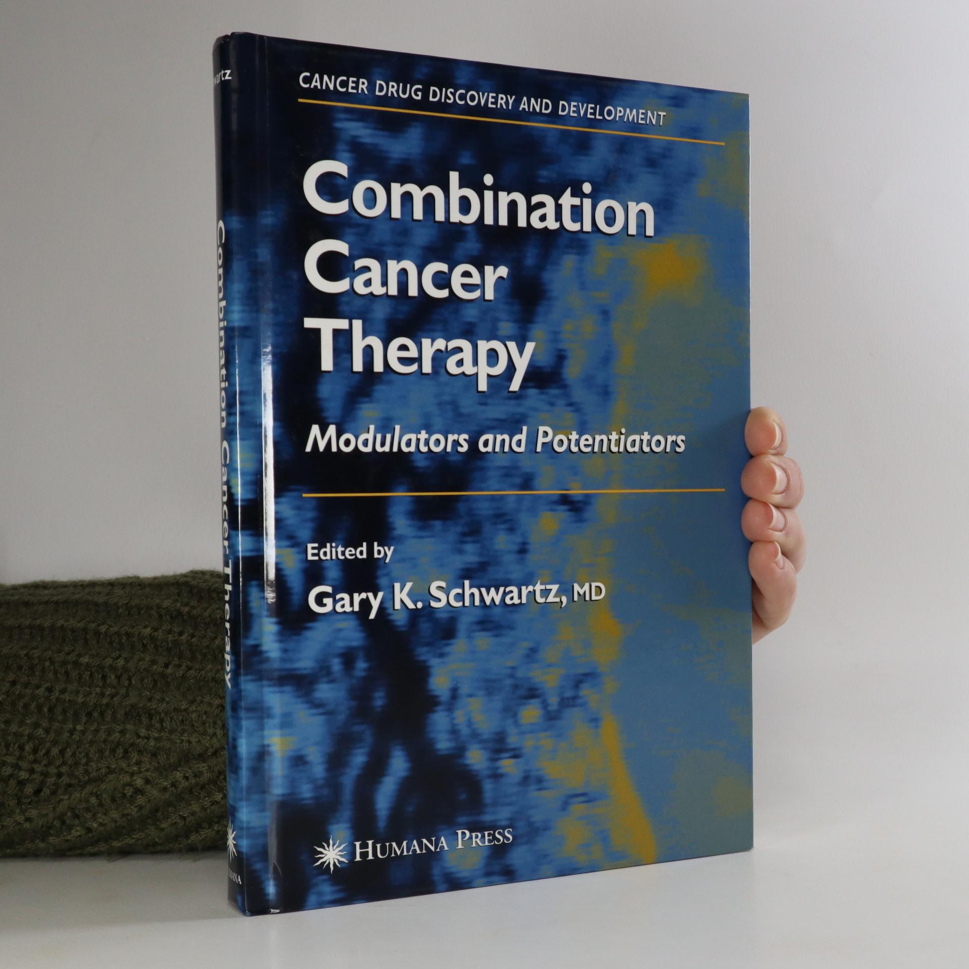antikvární kniha Combination Cancer Therapy, neuveden