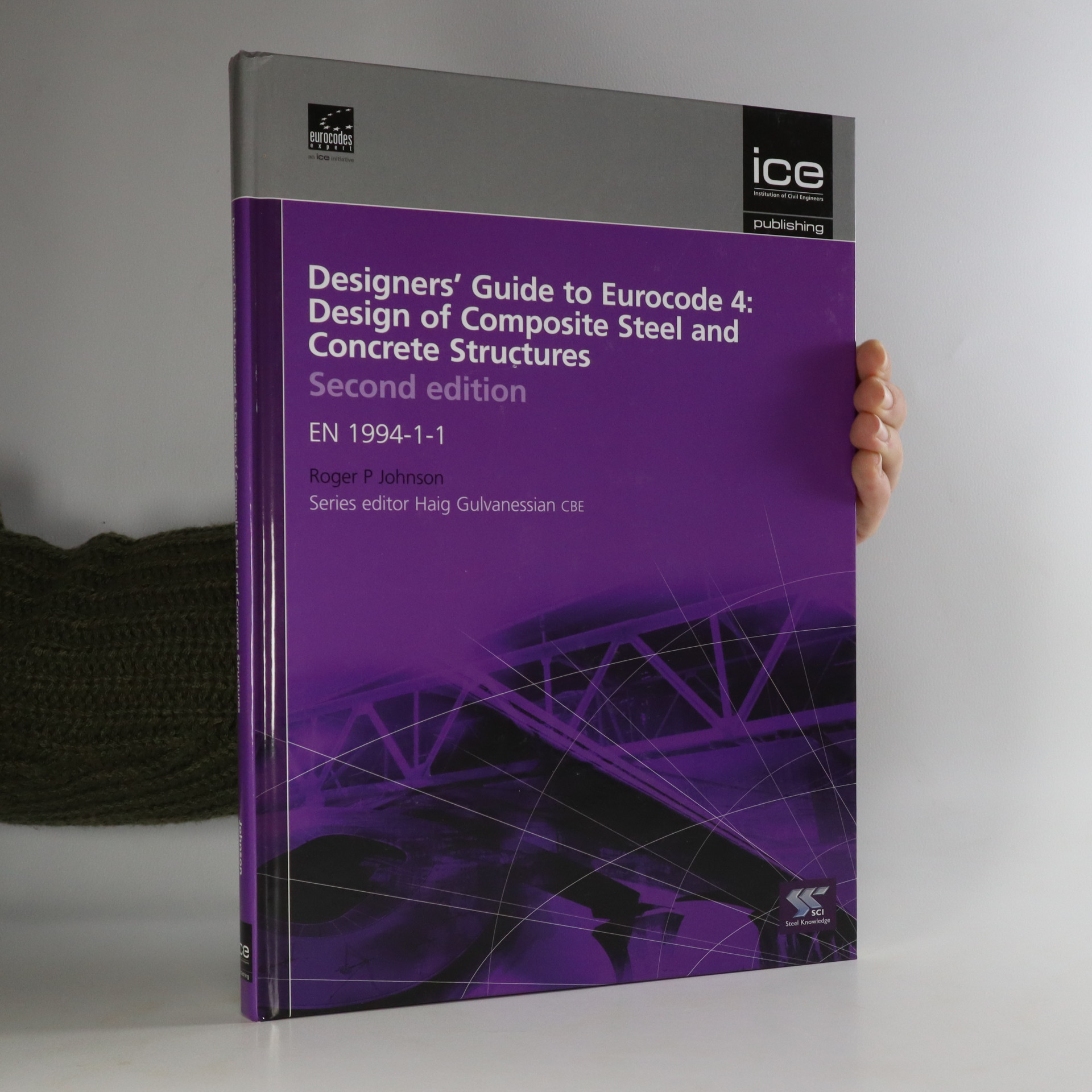 antikvární kniha Designers' Guide to Eurocode 4. Design of Composite Steel and Concrete Structures, neuveden