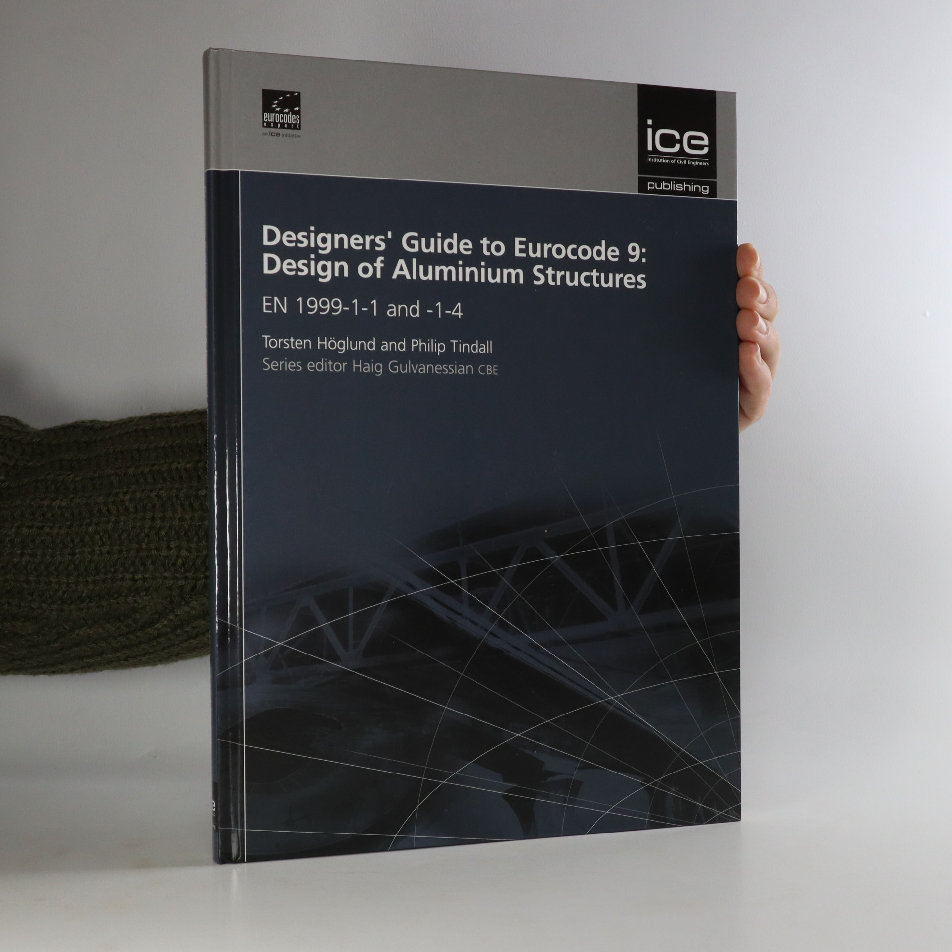 antikvární kniha Designer's Guide to Eurocode 9. Design of Aluminium Structures, neuveden