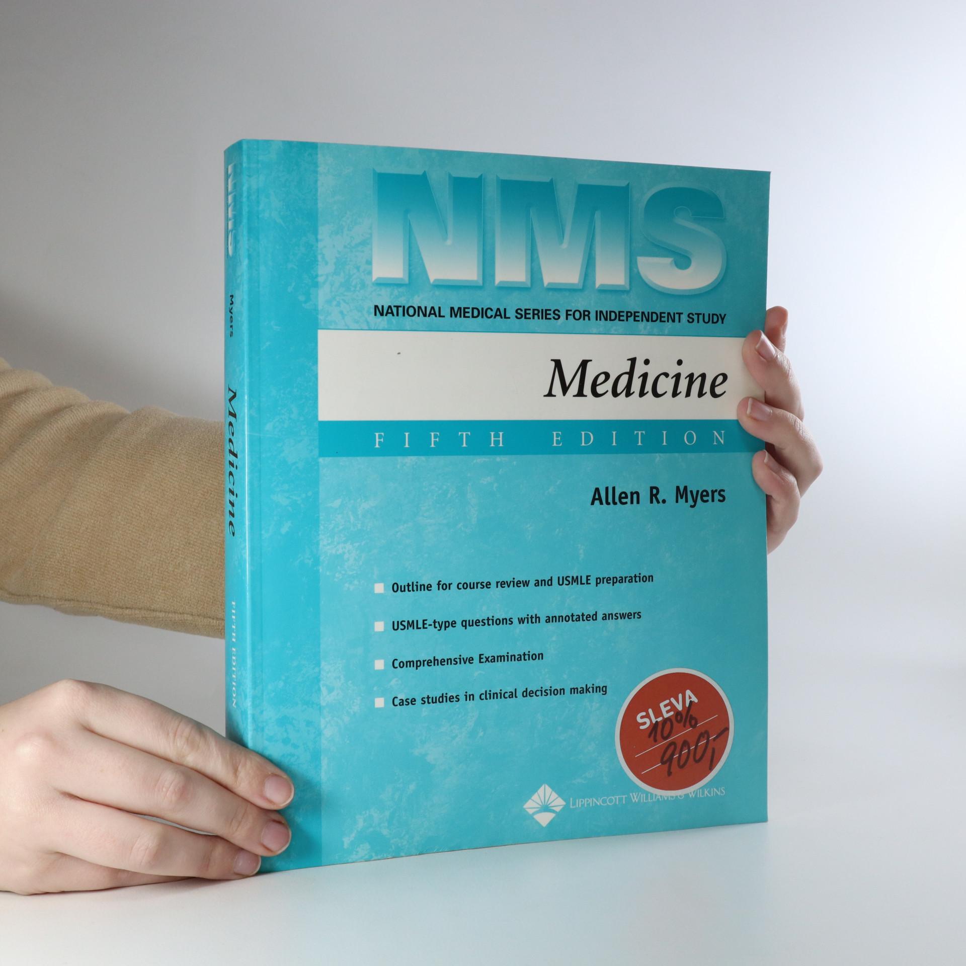 antikvární kniha NMS Medicine., 2005