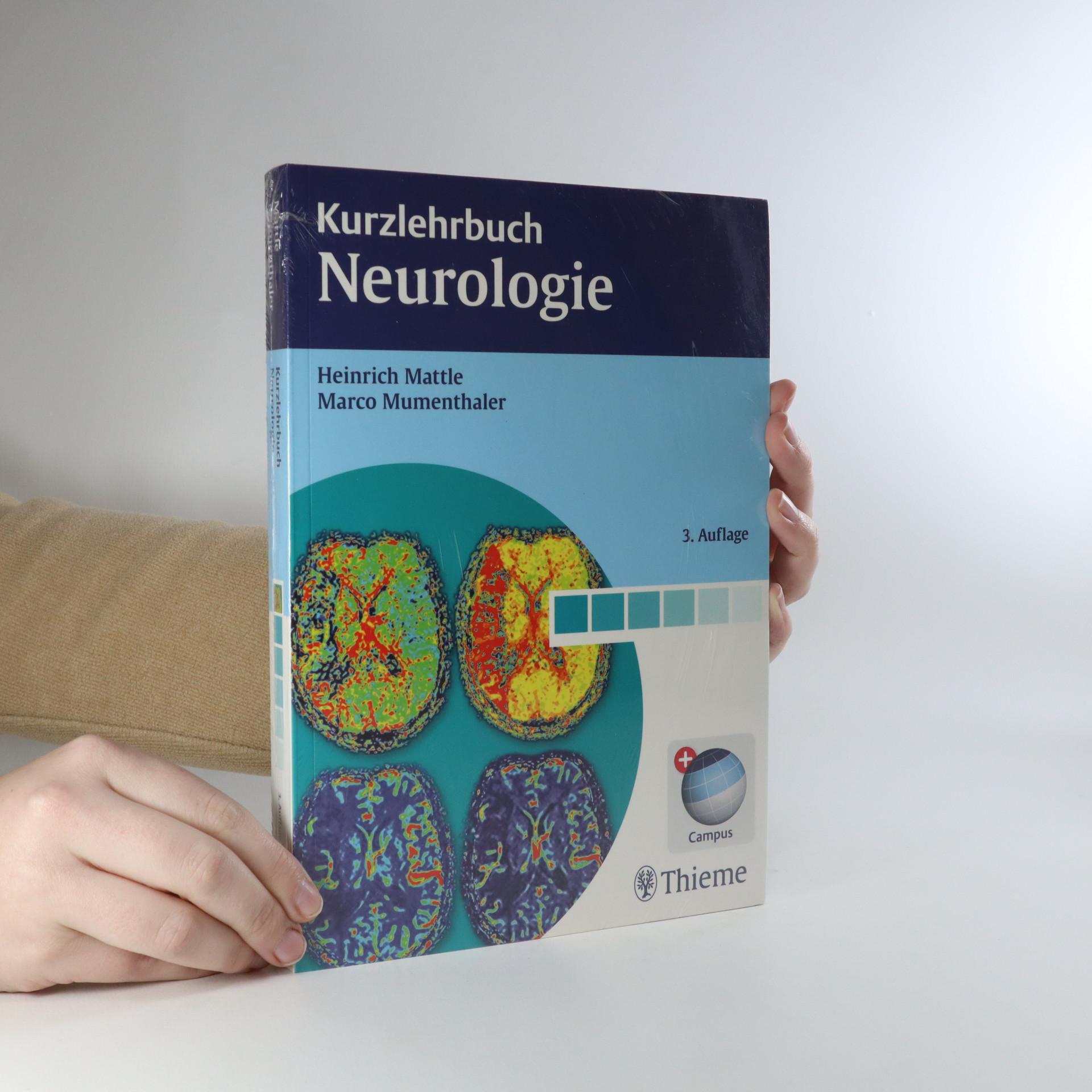 antikvární kniha Neurologie, neuveden