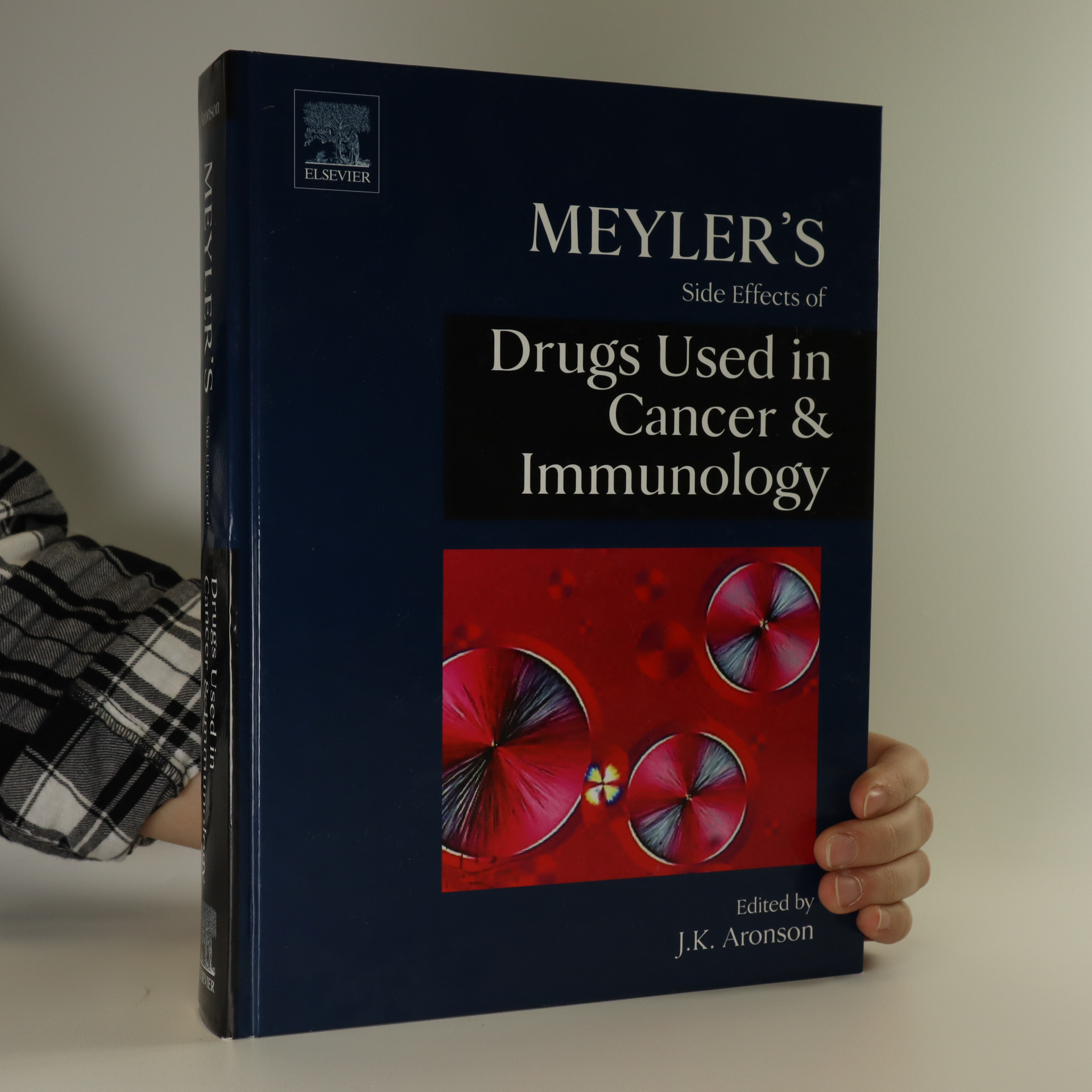 antikvární kniha Meyler's Side Effects of Drugs Used in Cancer and Immunology, neuveden