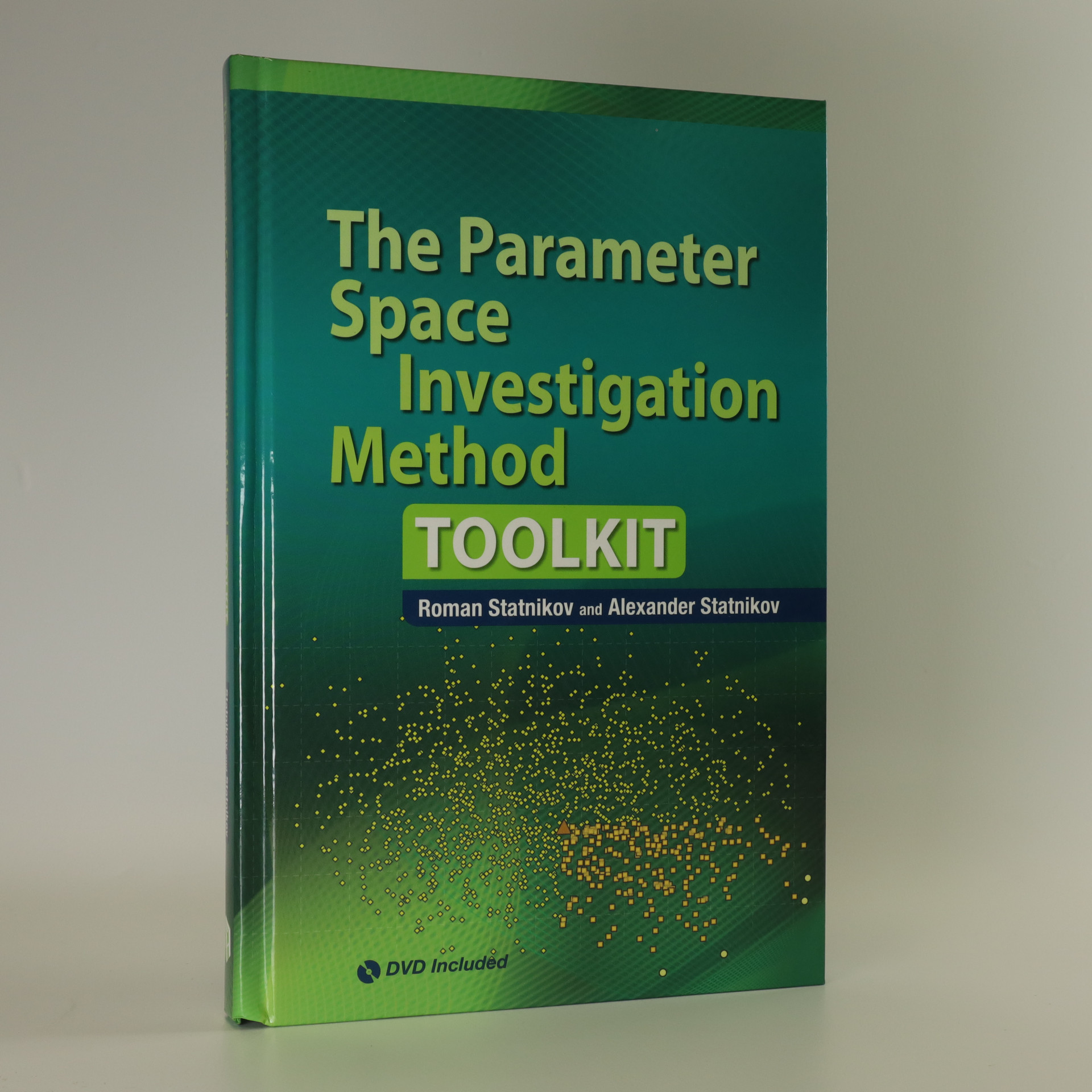 antikvární kniha The parameter space investigation method toolkit, neuveden