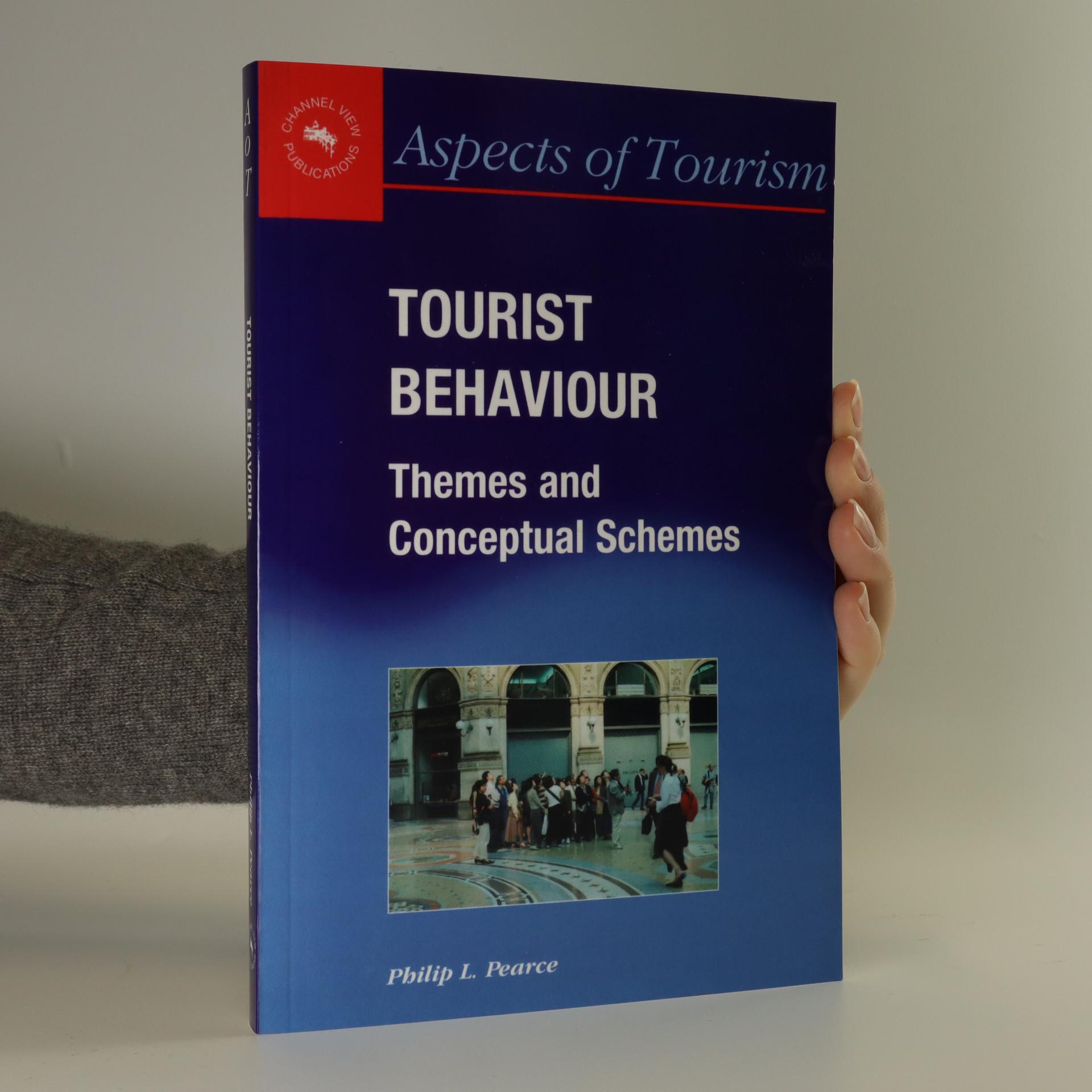 antikvární kniha Tourist behaviour themes and conceptual schemes, neuveden