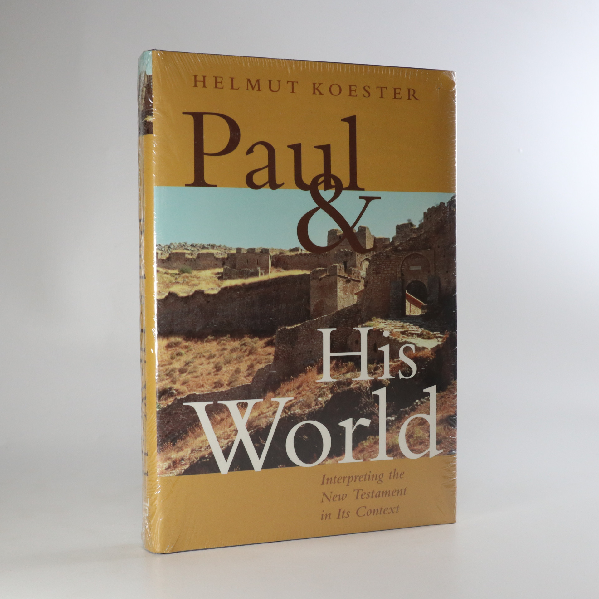 antikvární kniha Paul & his world. Interpreting the New Testament in its context, 2007