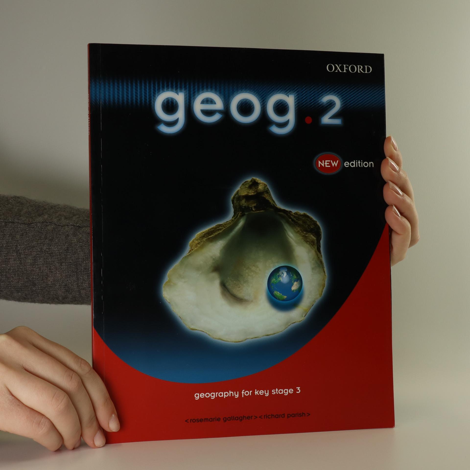 antikvární kniha Geog. 2. Geography for key stage 3, 2005