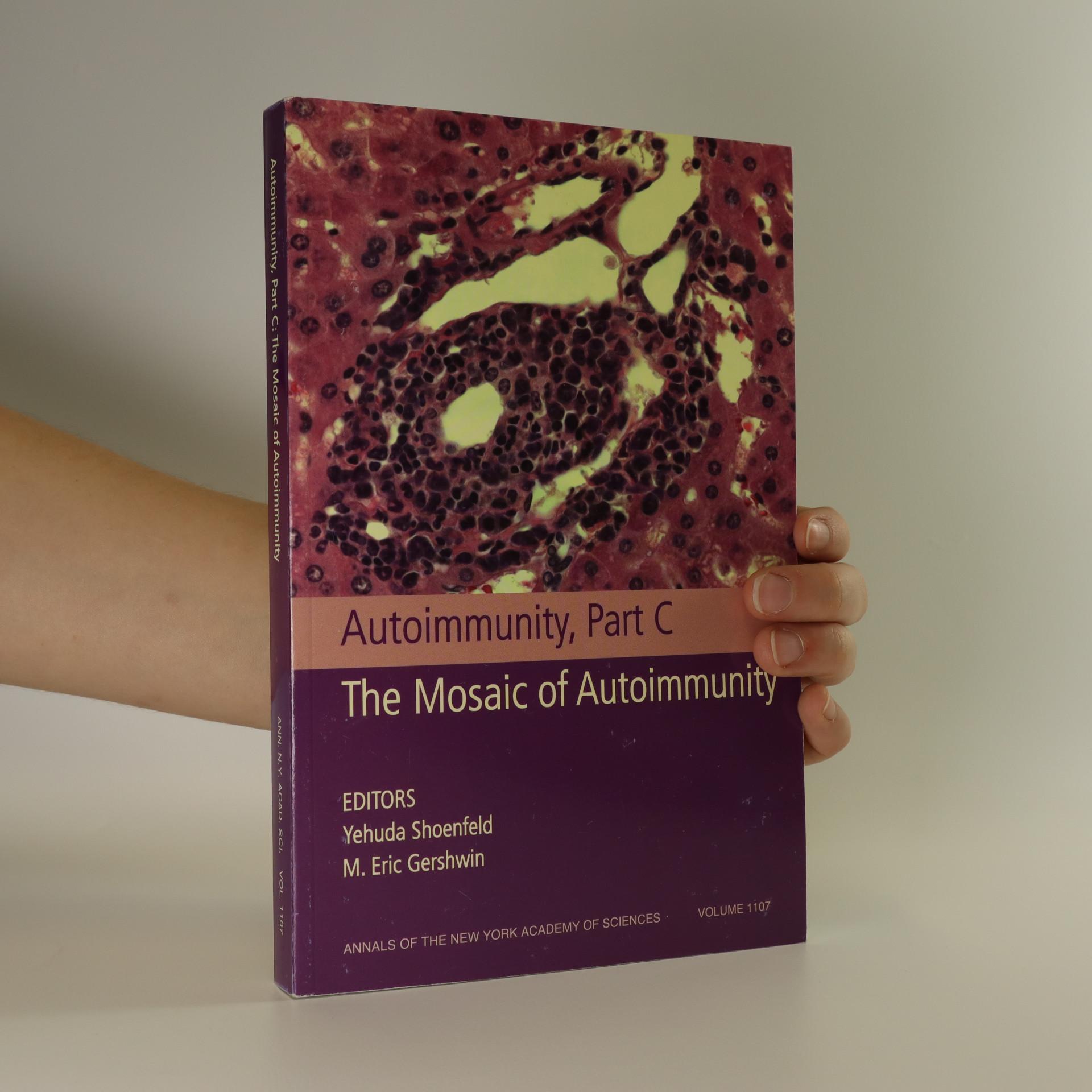 antikvární kniha Autoimmunity, Part C, neuveden