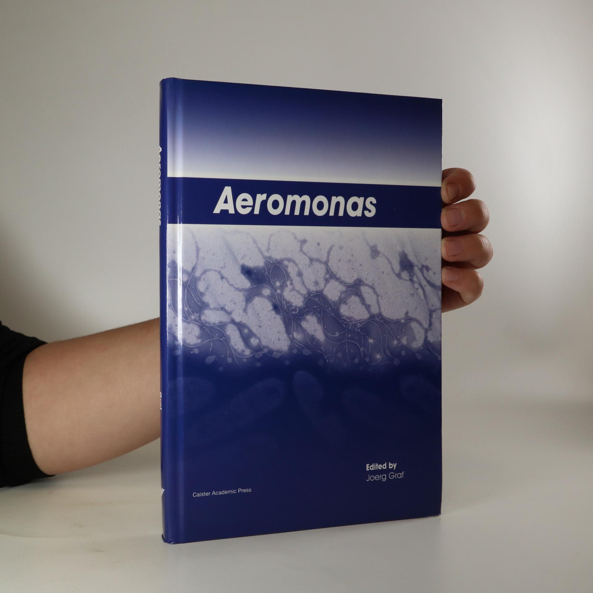 antikvární kniha Aeromonas, neuveden