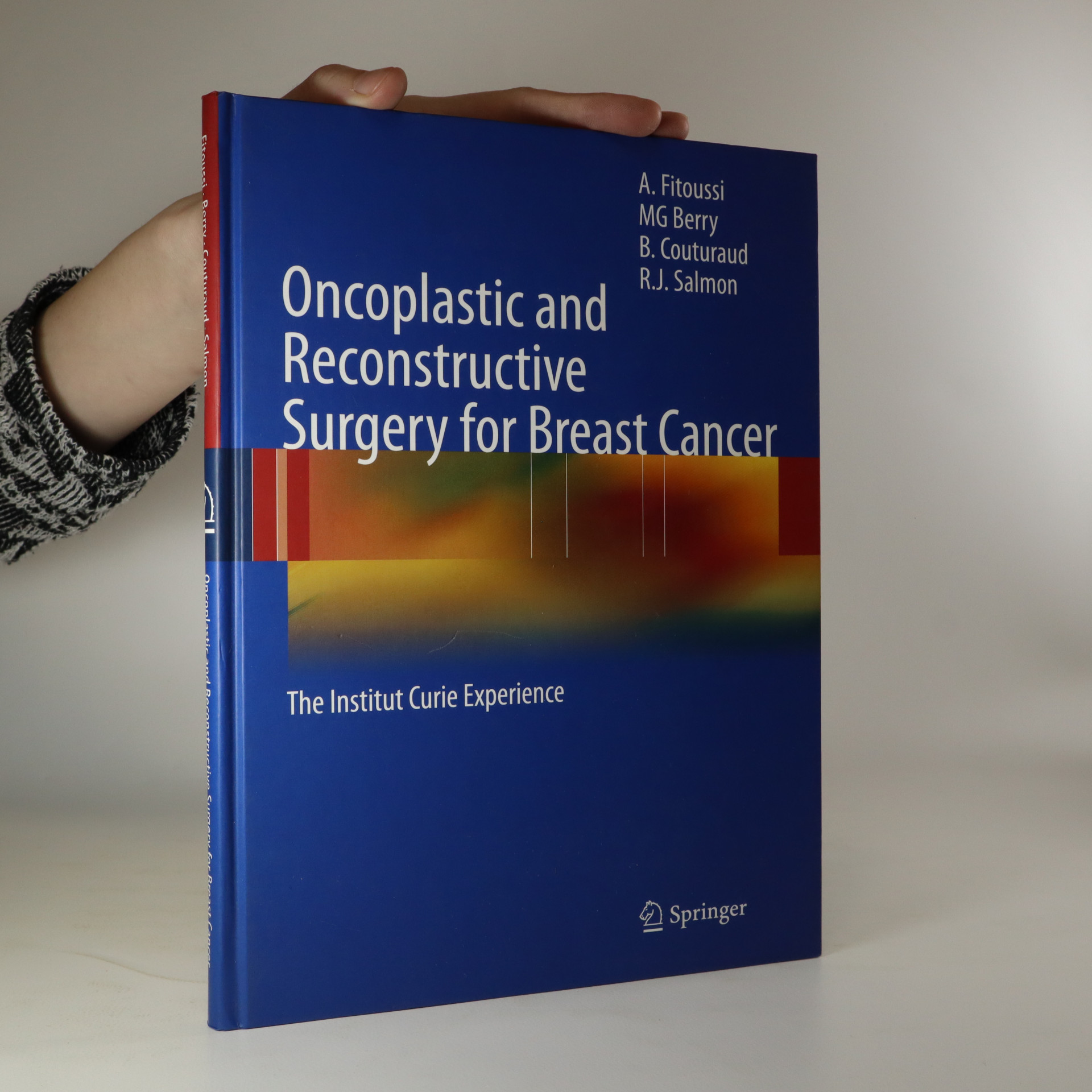 antikvární kniha Oncoplastic and Reconstructive Surgery for Breast Cancer, 2009