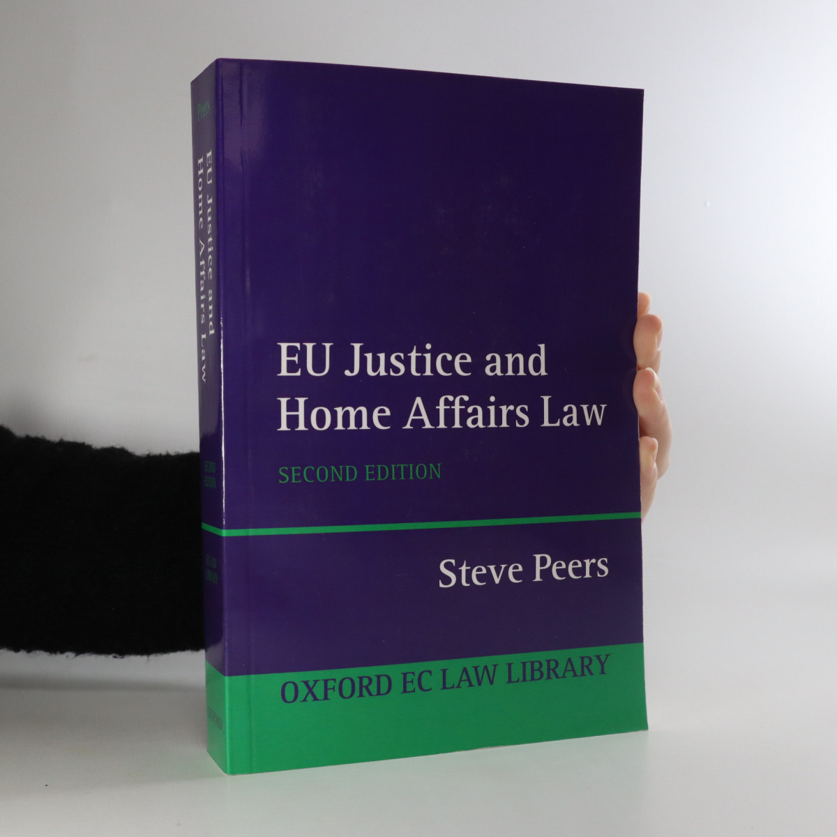 antikvární kniha EU Justice and Home Affairs Law, 2007