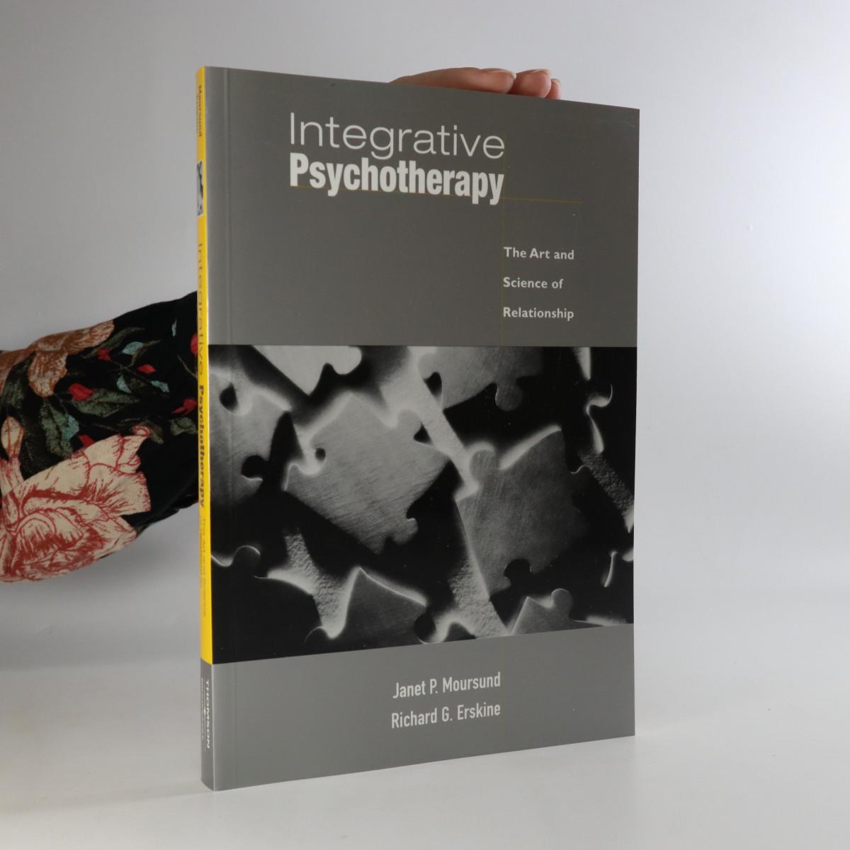 antikvární kniha Integrative Psychotherapy, neuveden