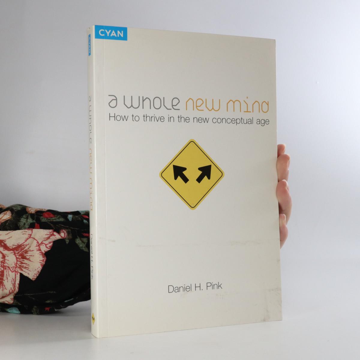 antikvární kniha A Whole New Mind, 2006