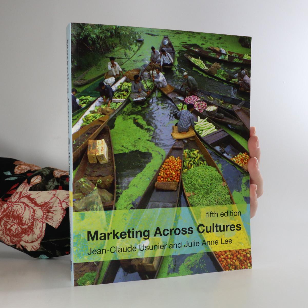 antikvární kniha Marketing Across Cultures, 2009