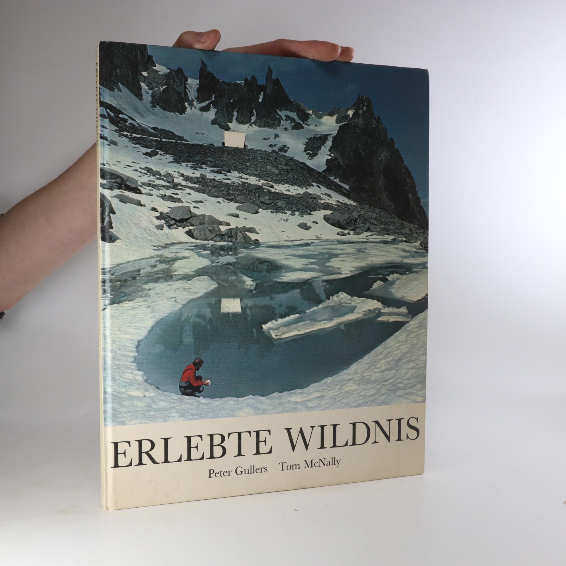 antikvární kniha Erlebte Wildnis, neuveden