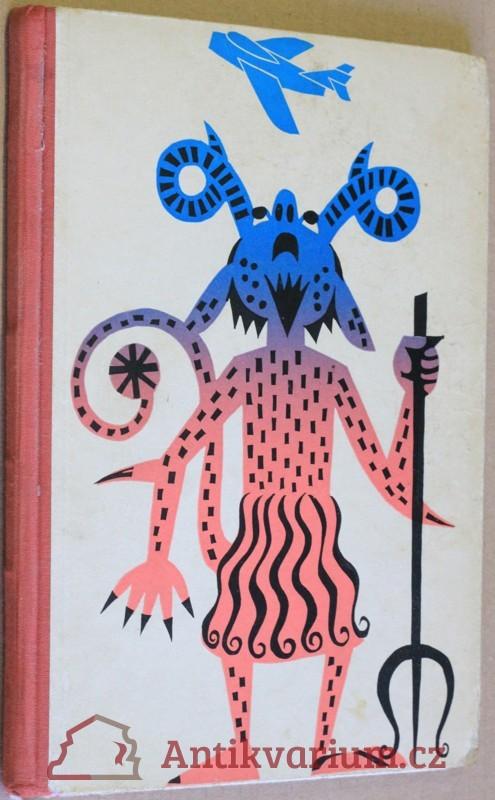 antikvární kniha Největší kouzelník, 1959