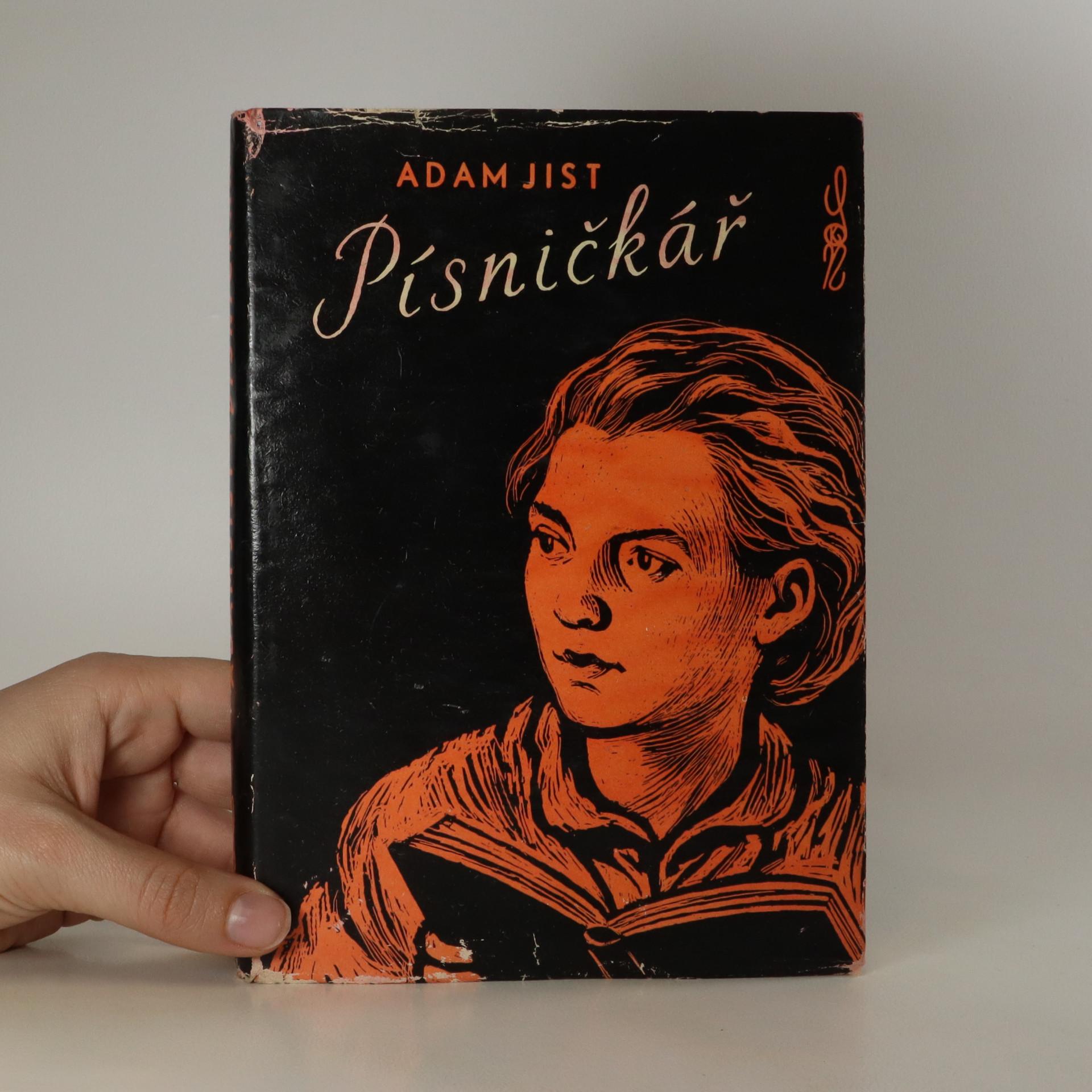 antikvární kniha Písničkář , 1961