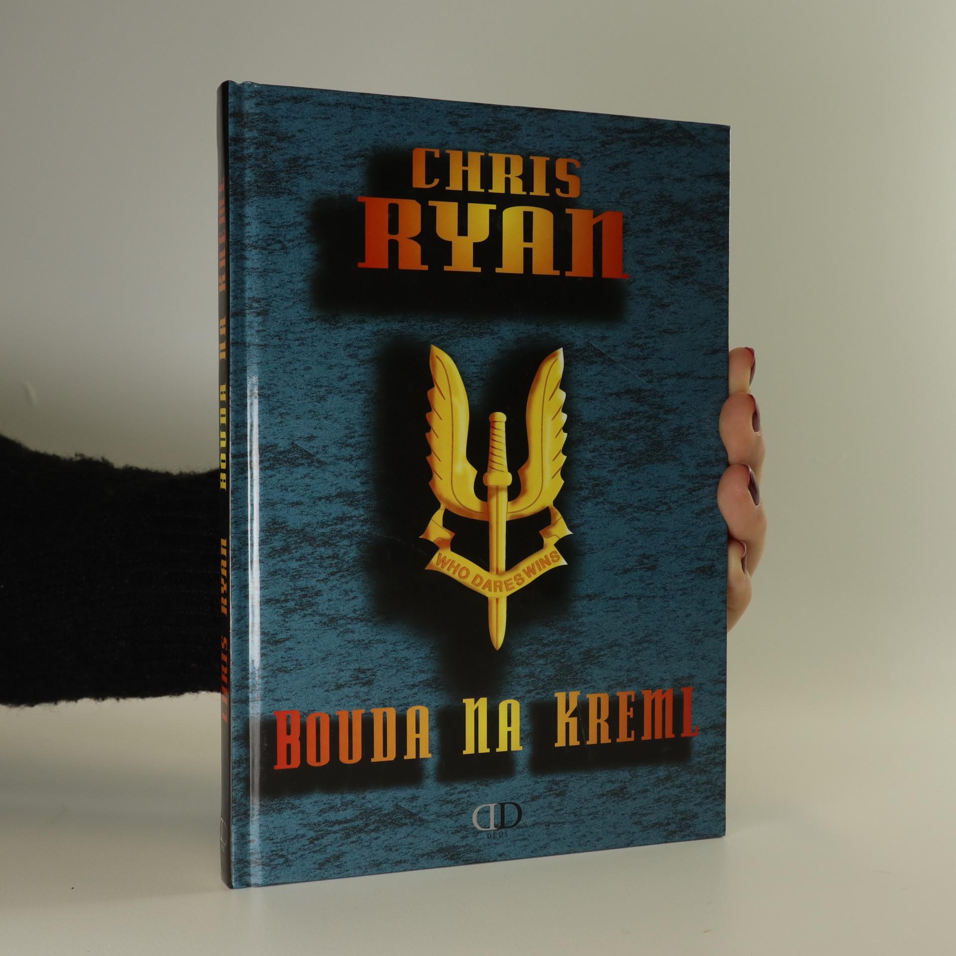 antikvární kniha Bouda na Kreml, 2000